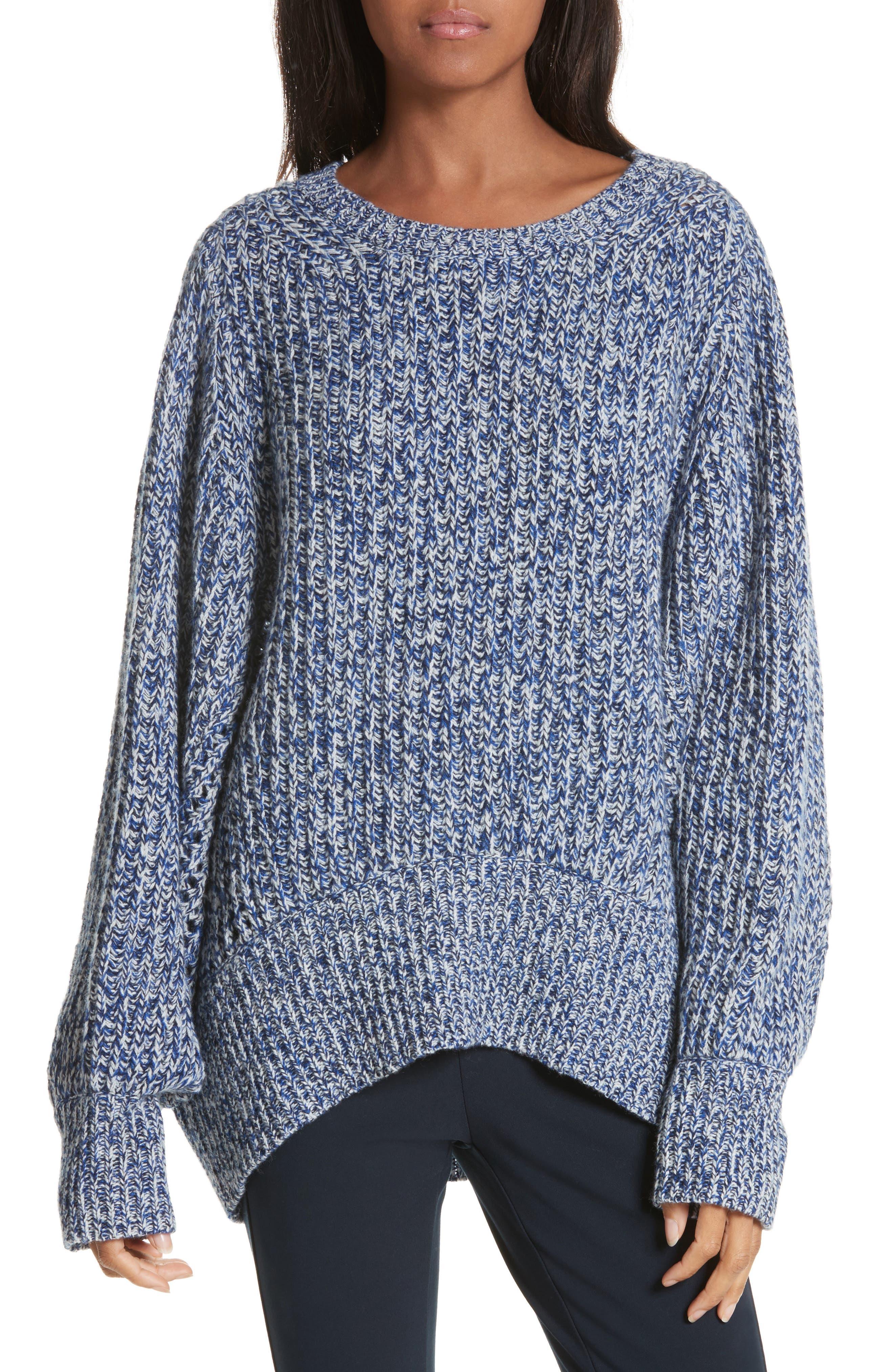 Main Image - rag & bone Athena Cashmere Pullover