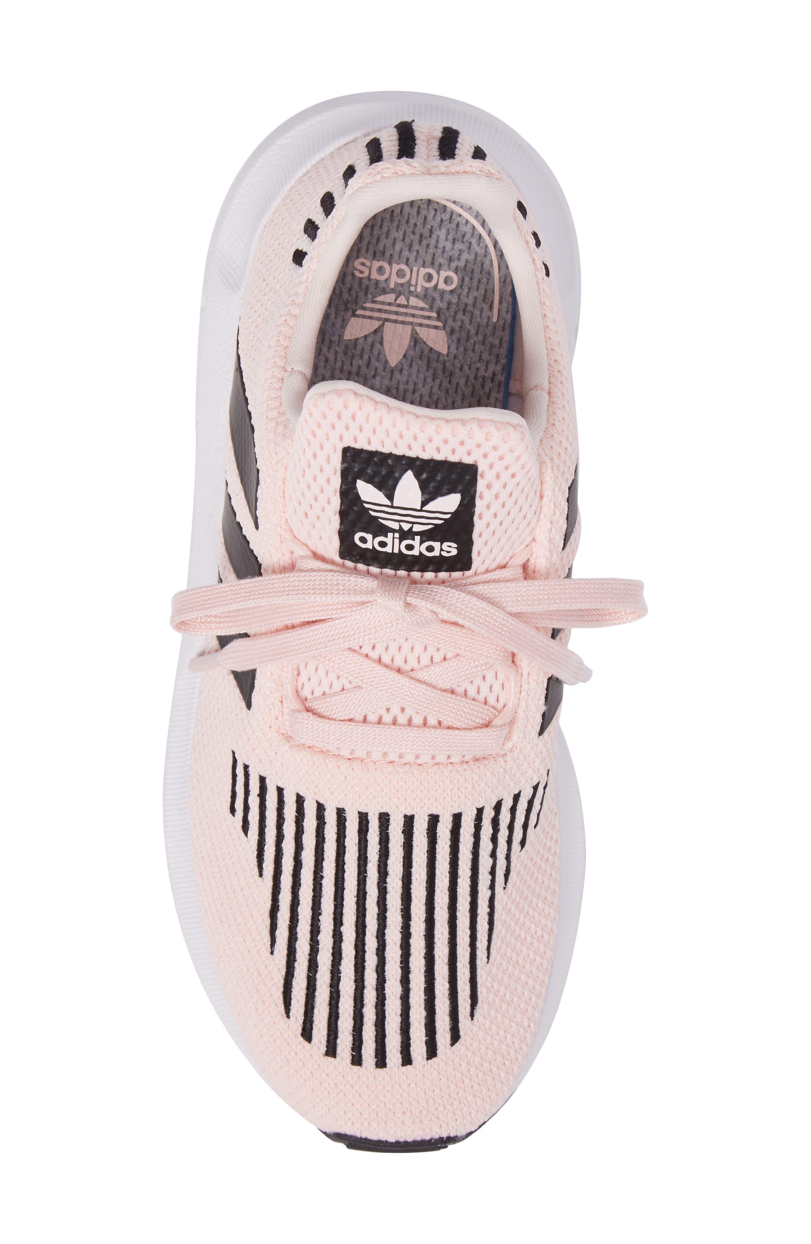 Swift Run C Sneaker,                             Alternate thumbnail 5, color,                             Icey Pink/ Core Black