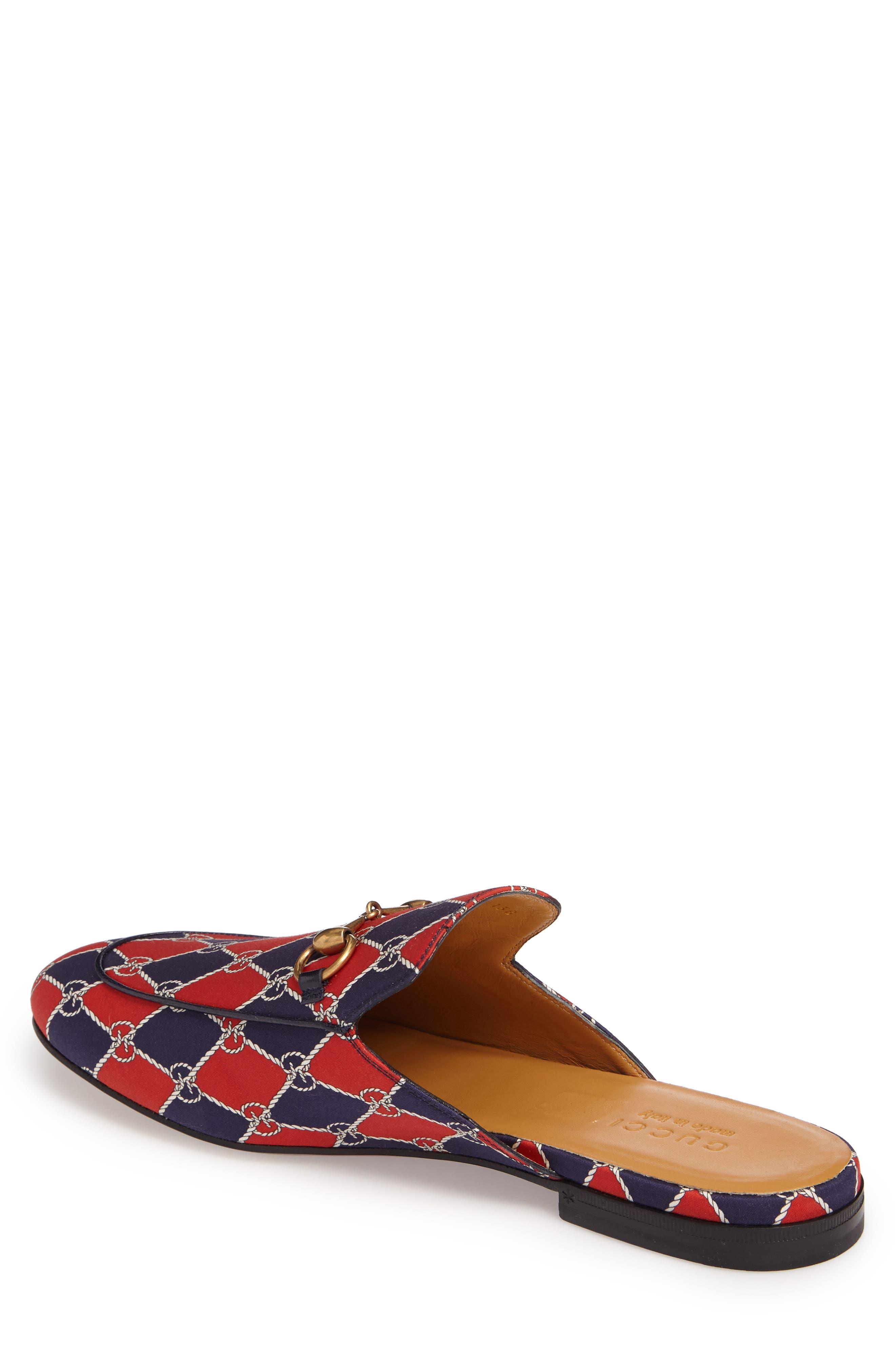 Alternate Image 2  - Gucci King's Harlequin Bit Loafer (Men)