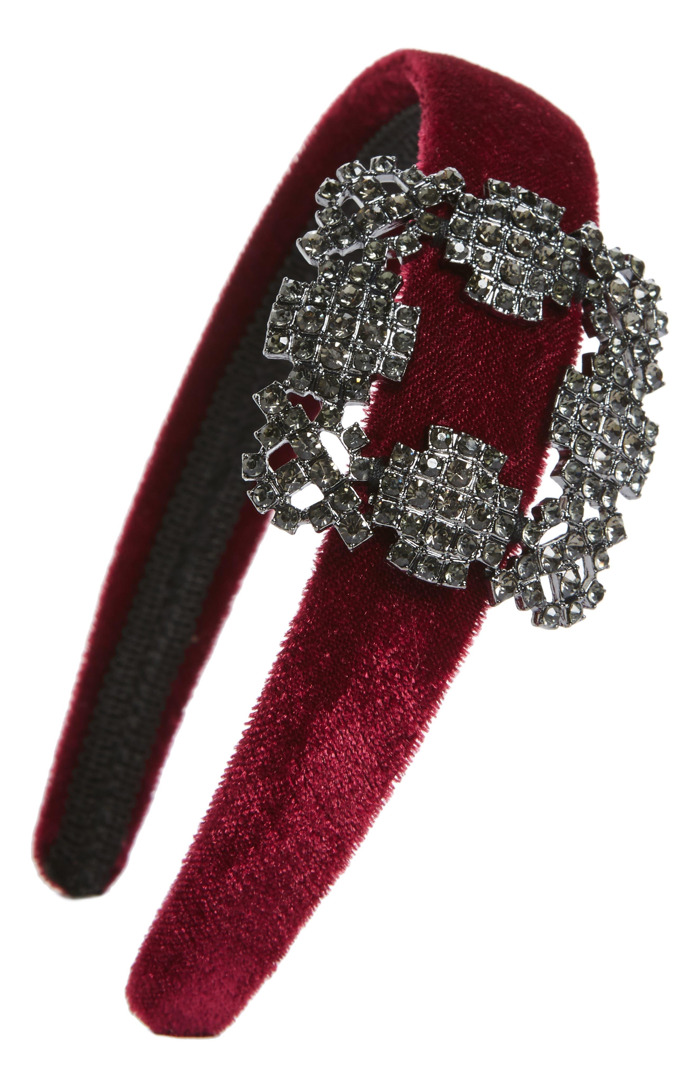 Alternate Image 1 Selected - Natasha Buckle Headband