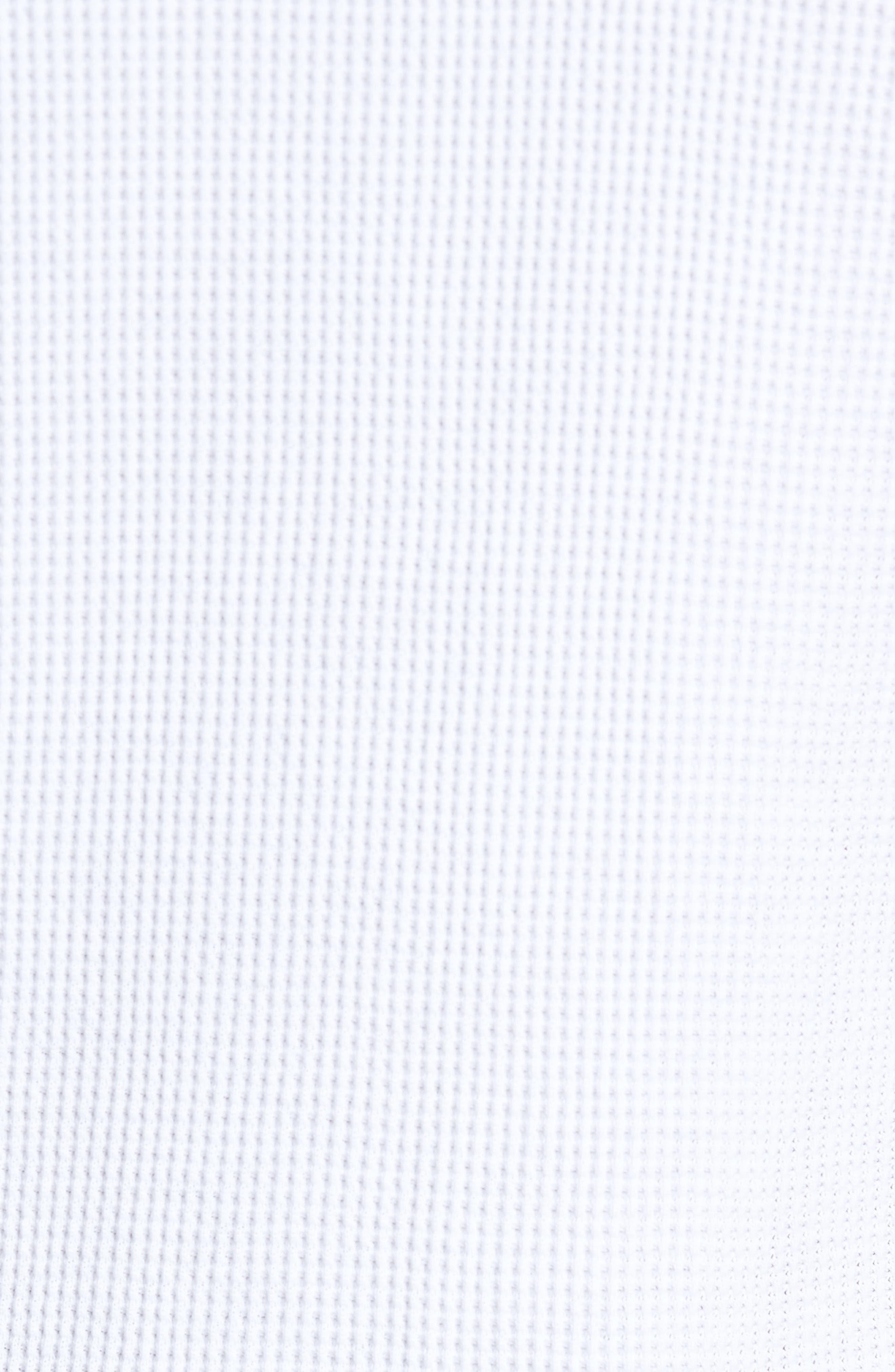 Travis Slim Fit Long Sleeve T-Shirt,                             Alternate thumbnail 5, color,                             True White