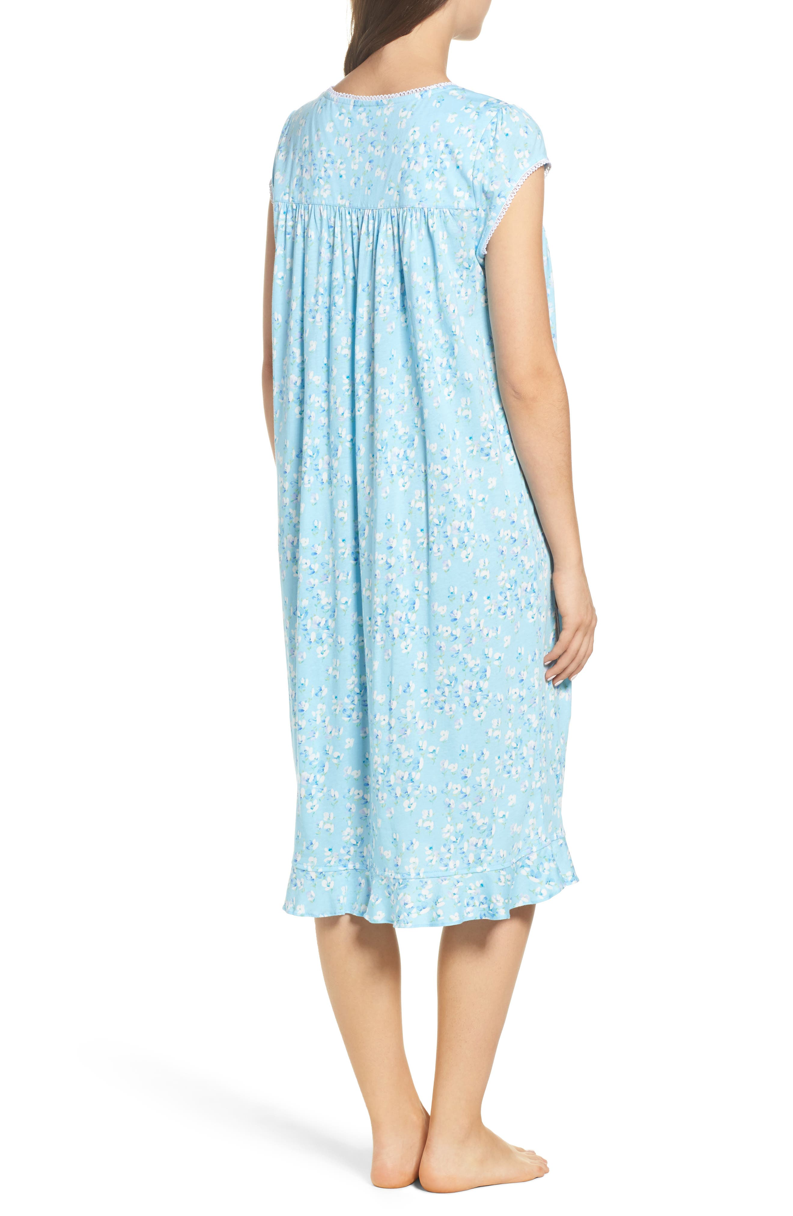 Alternate Image 2  - Eileen West Waltz Nightgown