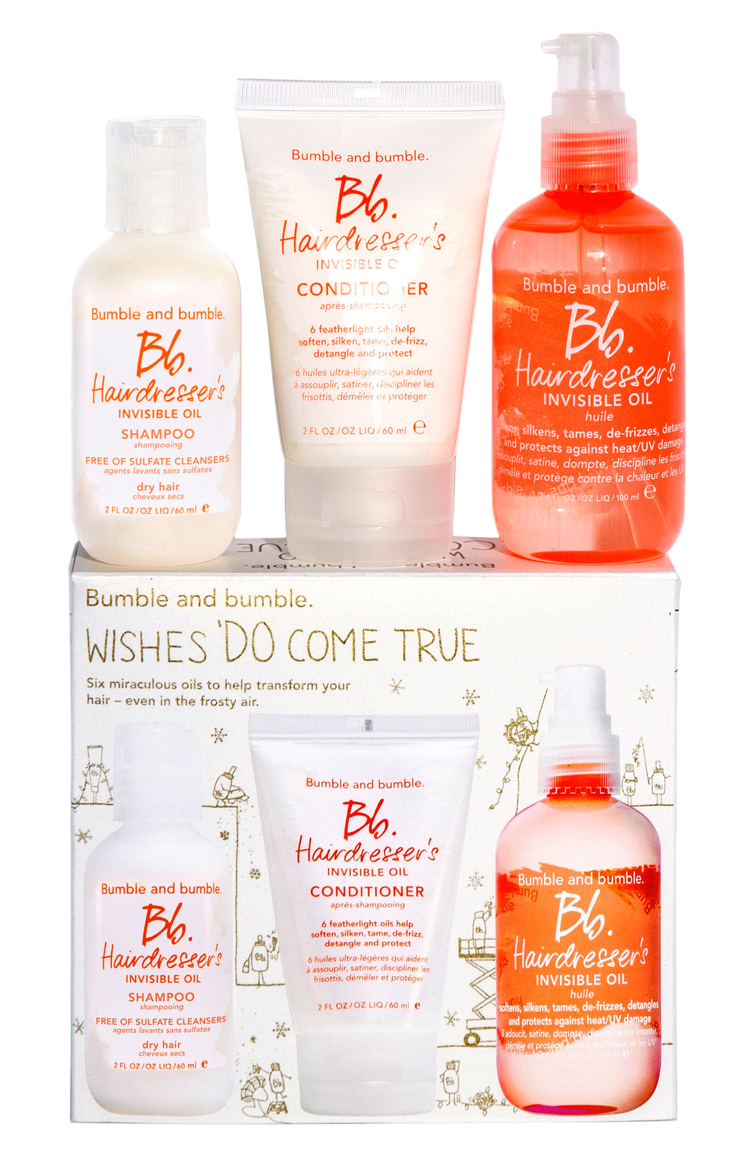 Bumble and bumble Wishes Do Come True Collection ($66 Value)