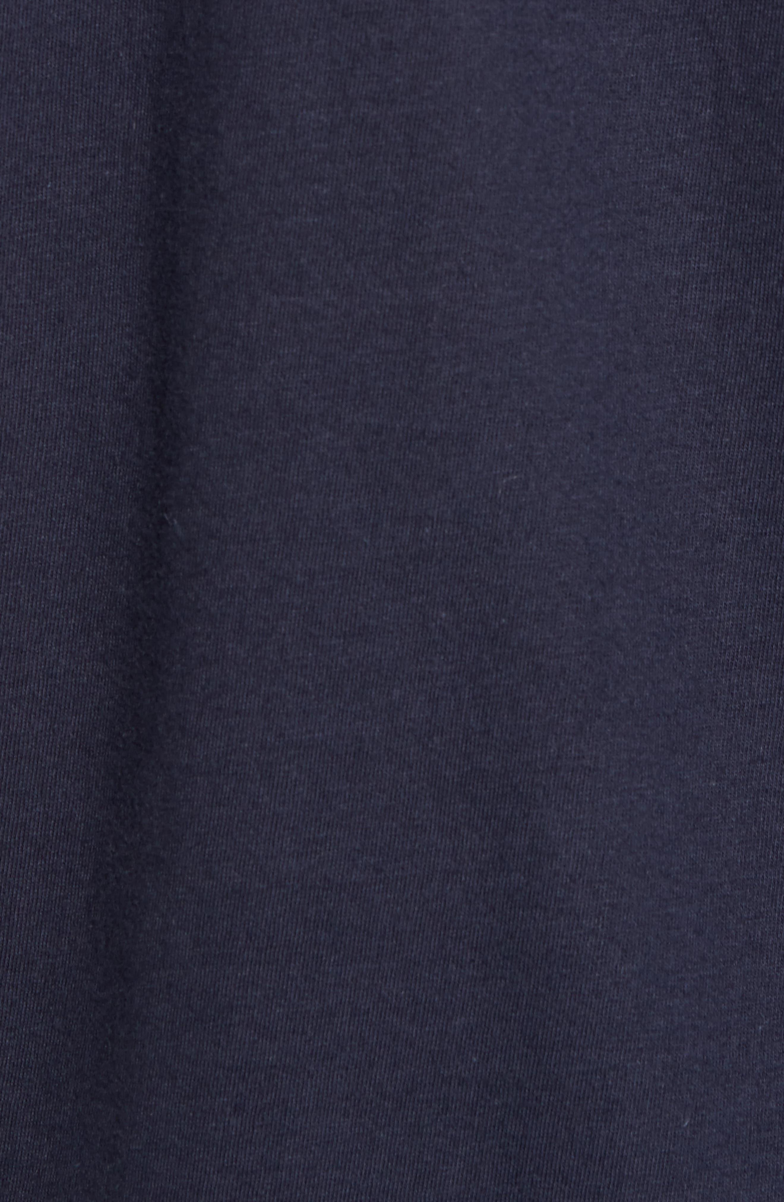 Skyline Arch 3D Graphic T-Shirt,                             Alternate thumbnail 5, color,                             Navy