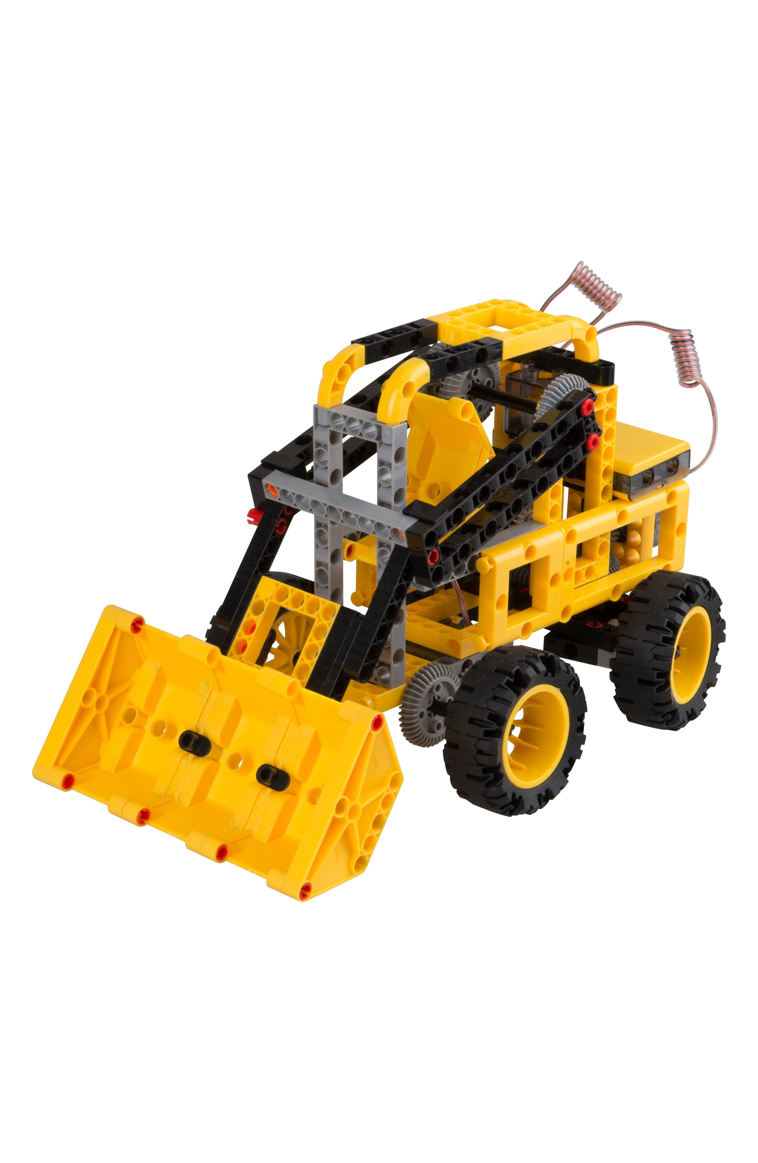 Alternate Image 2  - Thames & Kosmos Remote Control Machines Construction Vehicles Kit