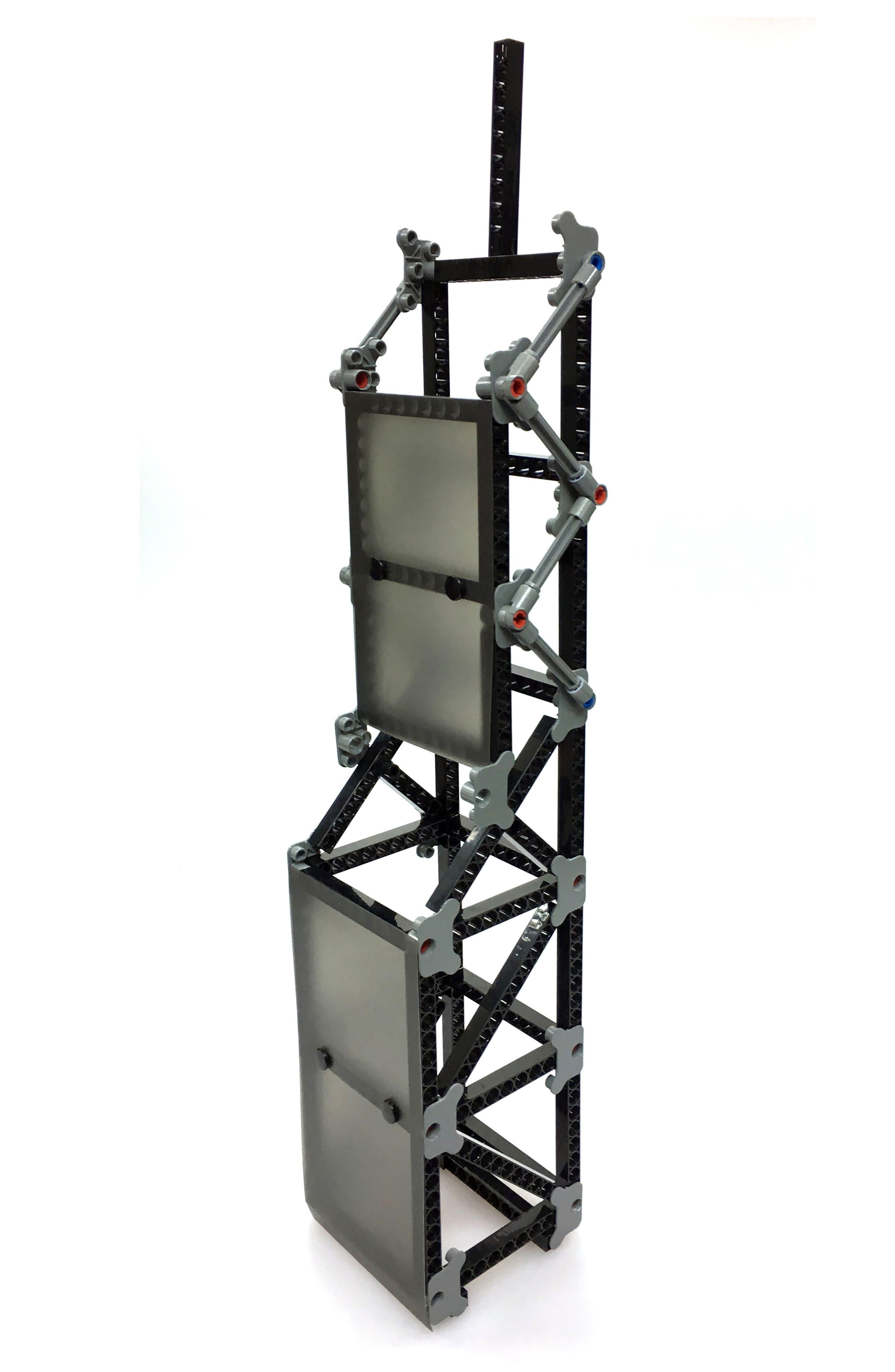 Alternate Image 4  - Thames & Kosmos Structural Engineering 323-Piece Bridges & Skyscrapers Building Kit