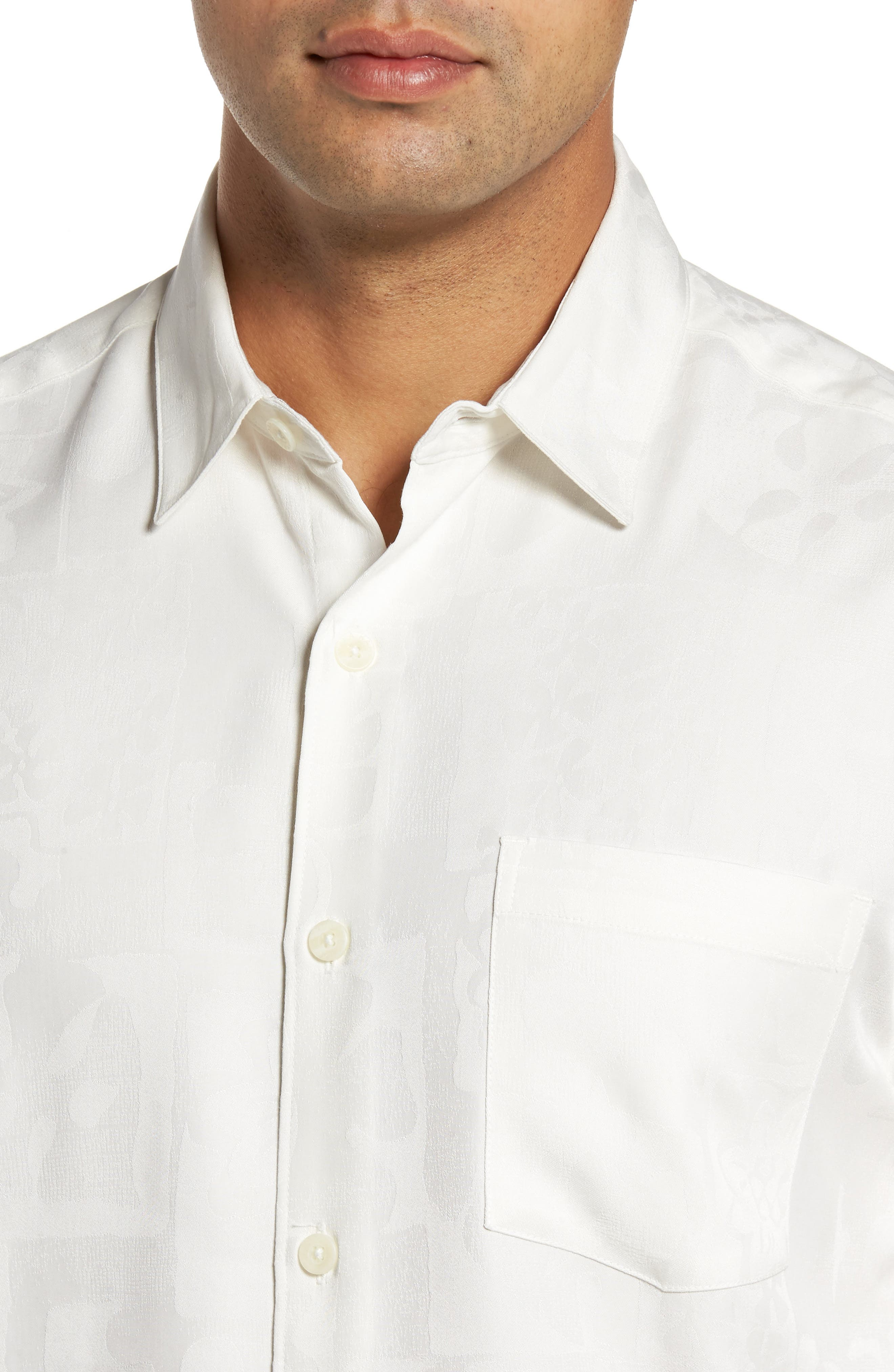 Alternate Image 4  - Kahala Pahu Classic Fit Sport Shirt