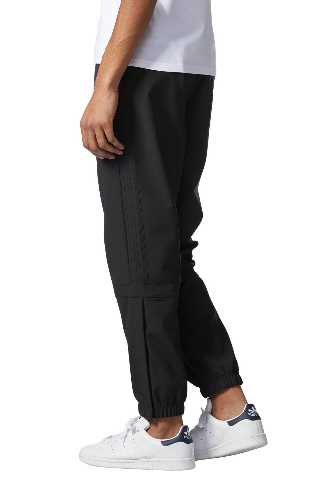 Originals CR8 Hybrid Pants,                             Alternate thumbnail 3, color,                             Black