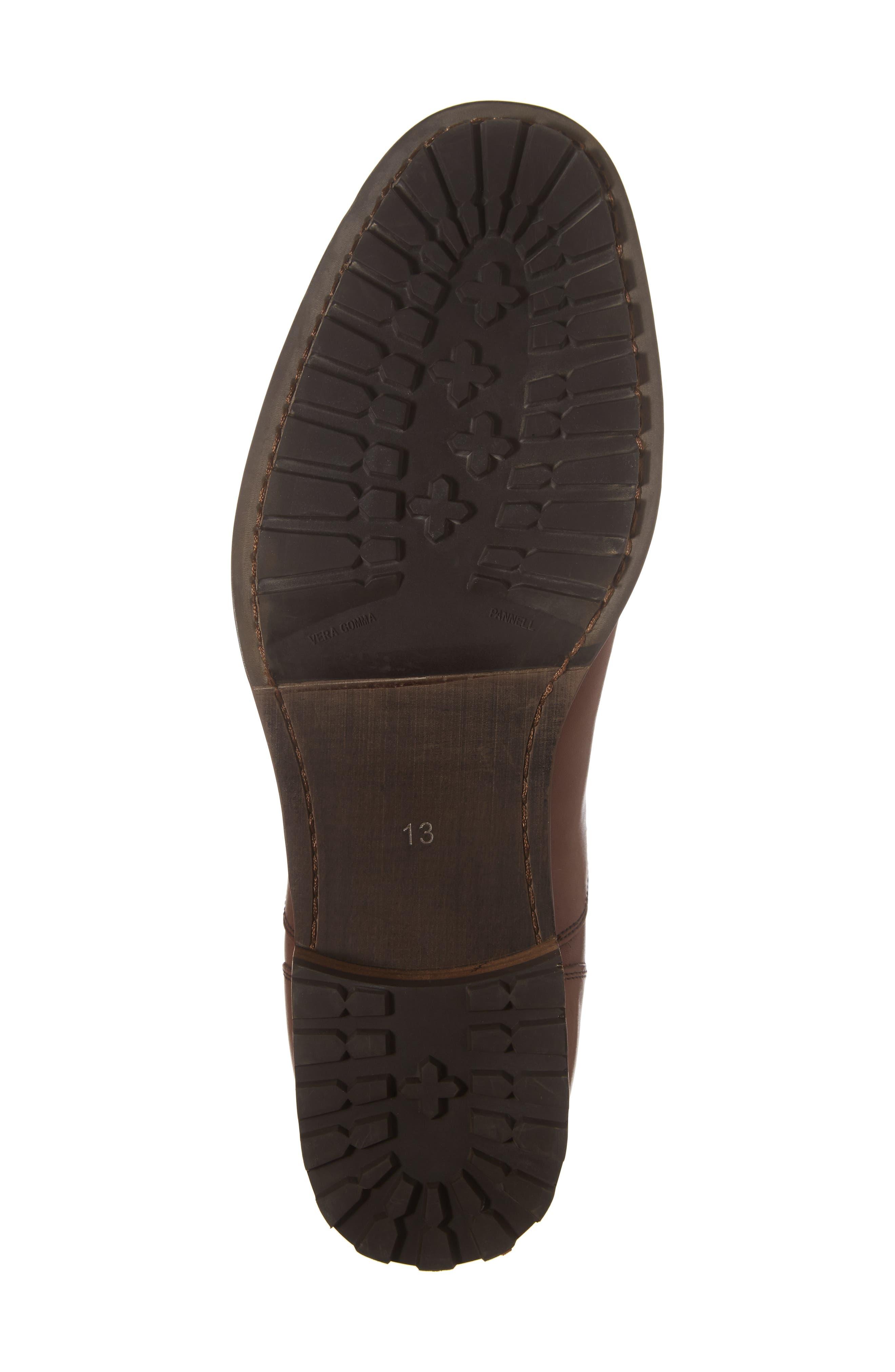 Alternate Image 6  - John W. Nordstrom® Axeford Plain Toe Boot (Men)