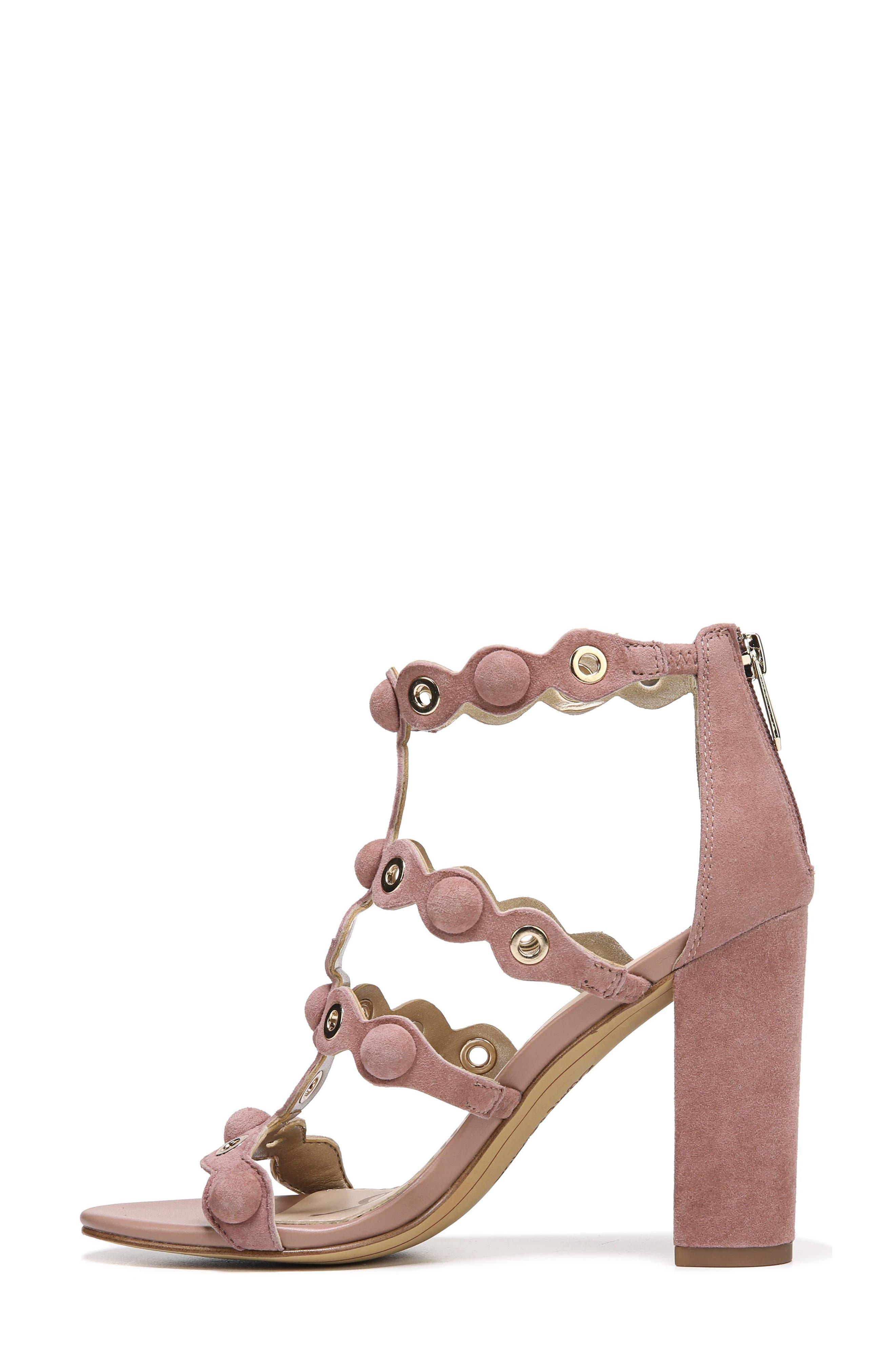 Alternate Image 4  - Sam Edelman Yuli Grommet Sandal (Women)