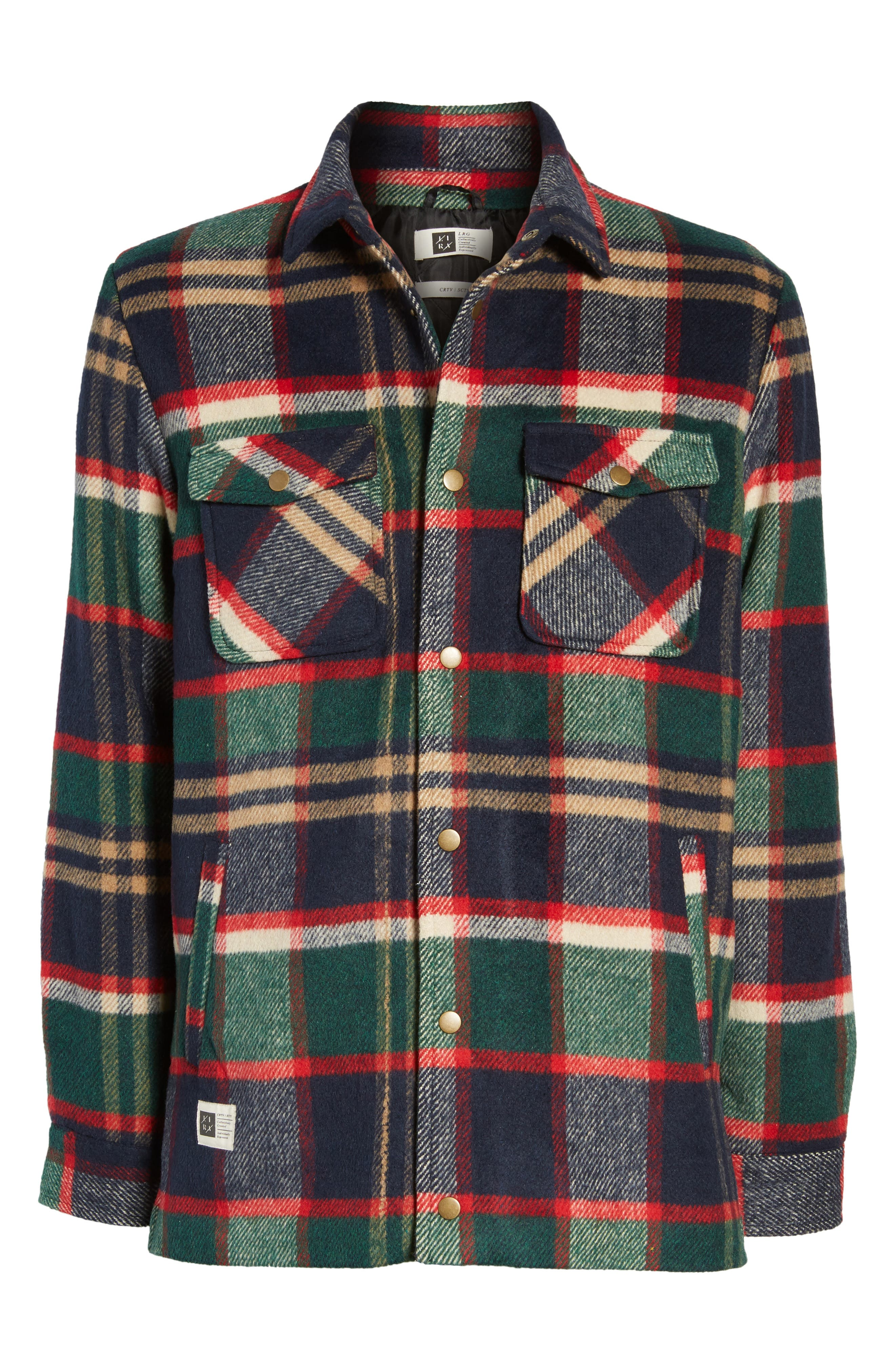 Mulberry Jacket,                             Alternate thumbnail 6, color,                             Navy
