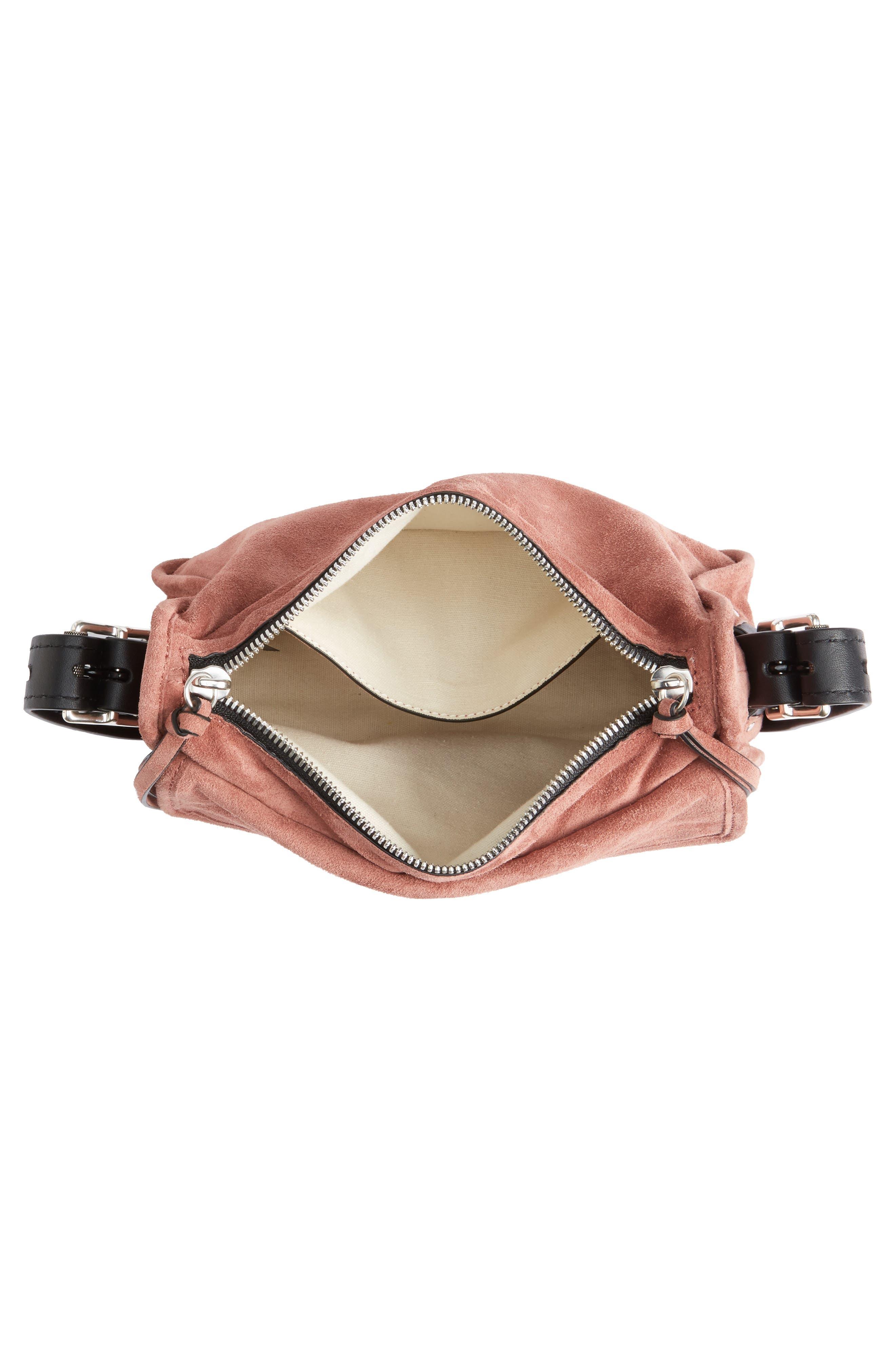 Alternate Image 3  - rag & bone Small Leather Field Messenger Bag