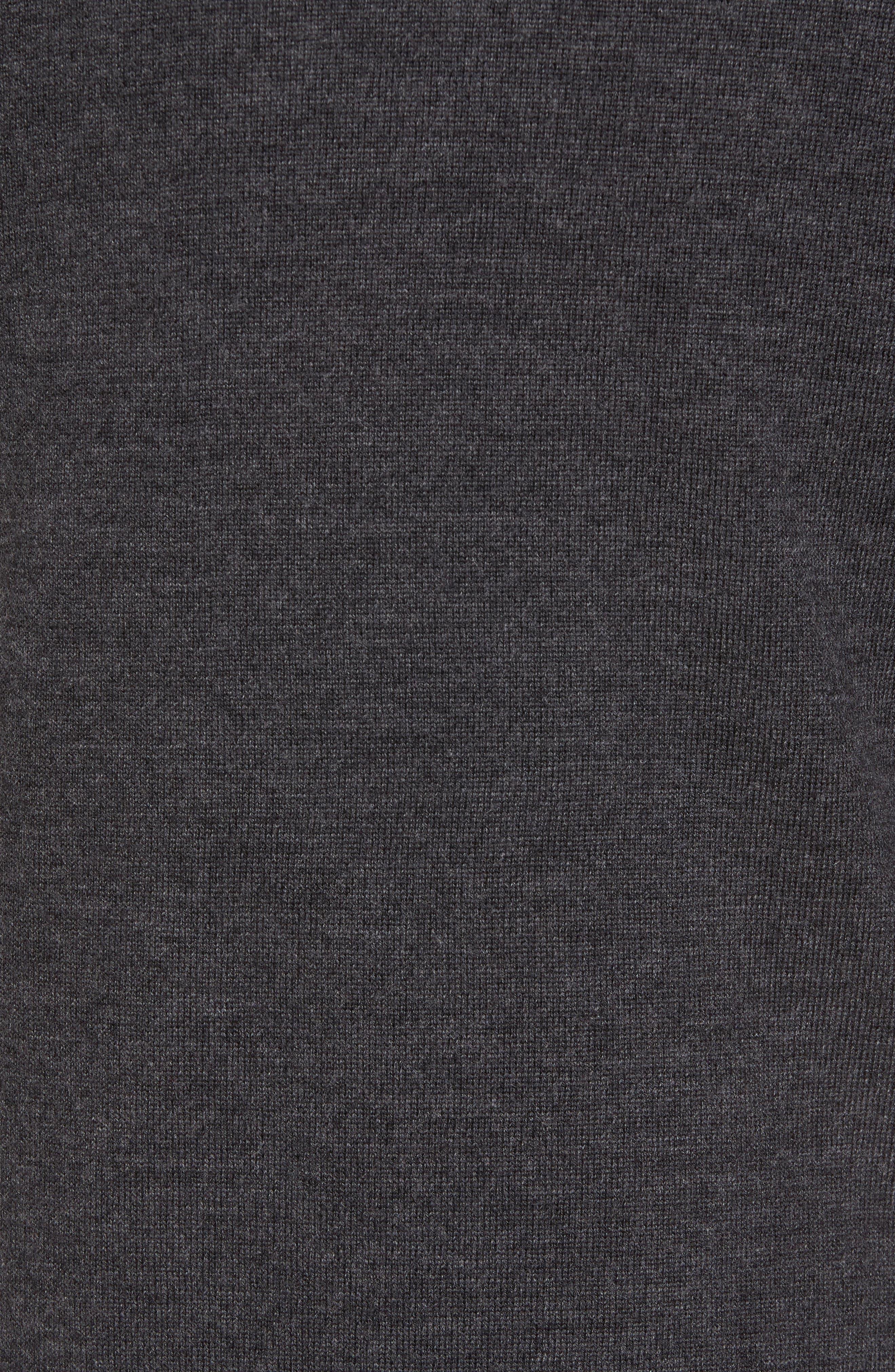 Alternate Image 5  - Good Man Brand Superlight Slim Modern Wool Sweater