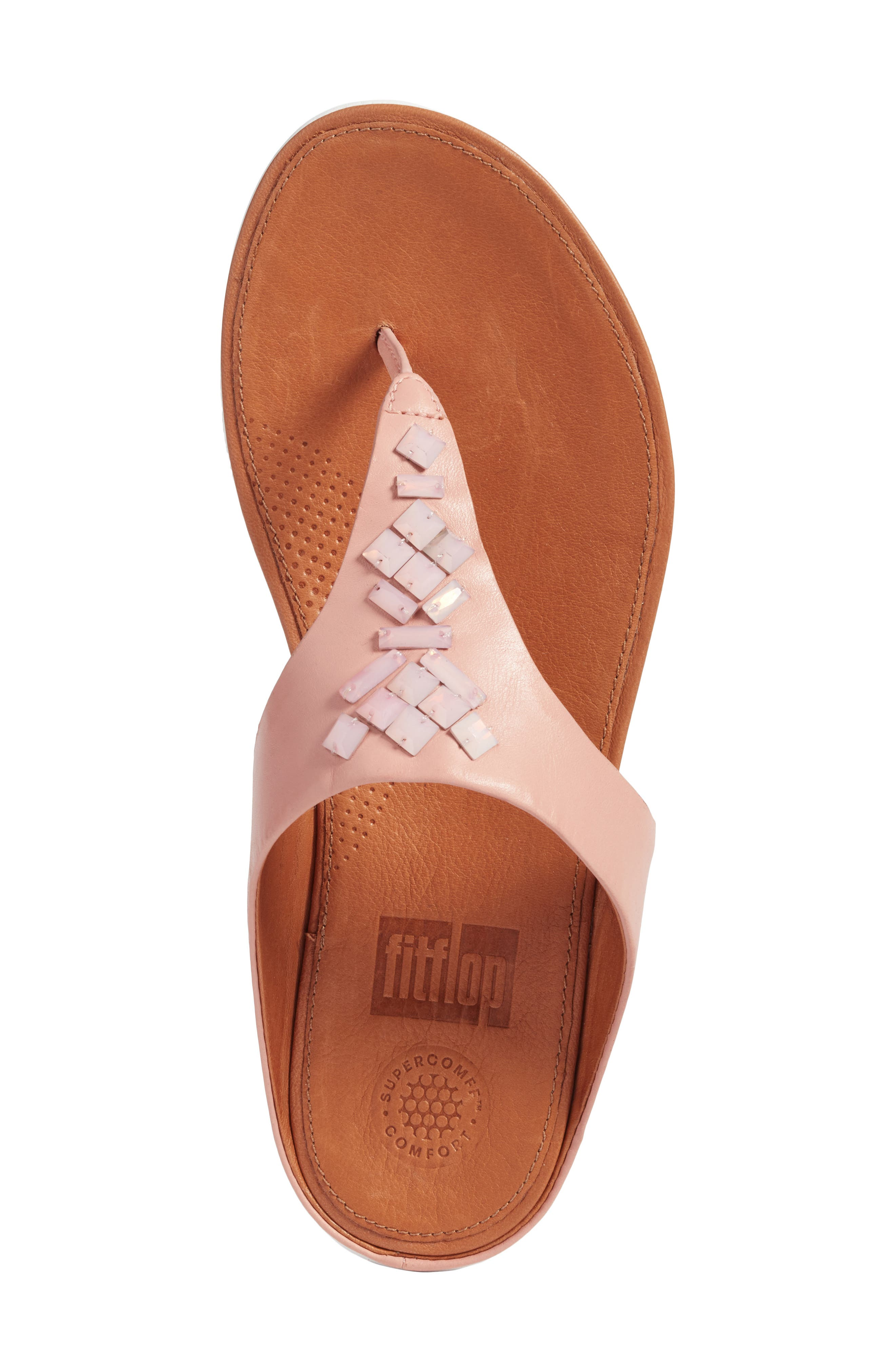 Alternate Image 5  - FitFlop Banda Sandal (Women)