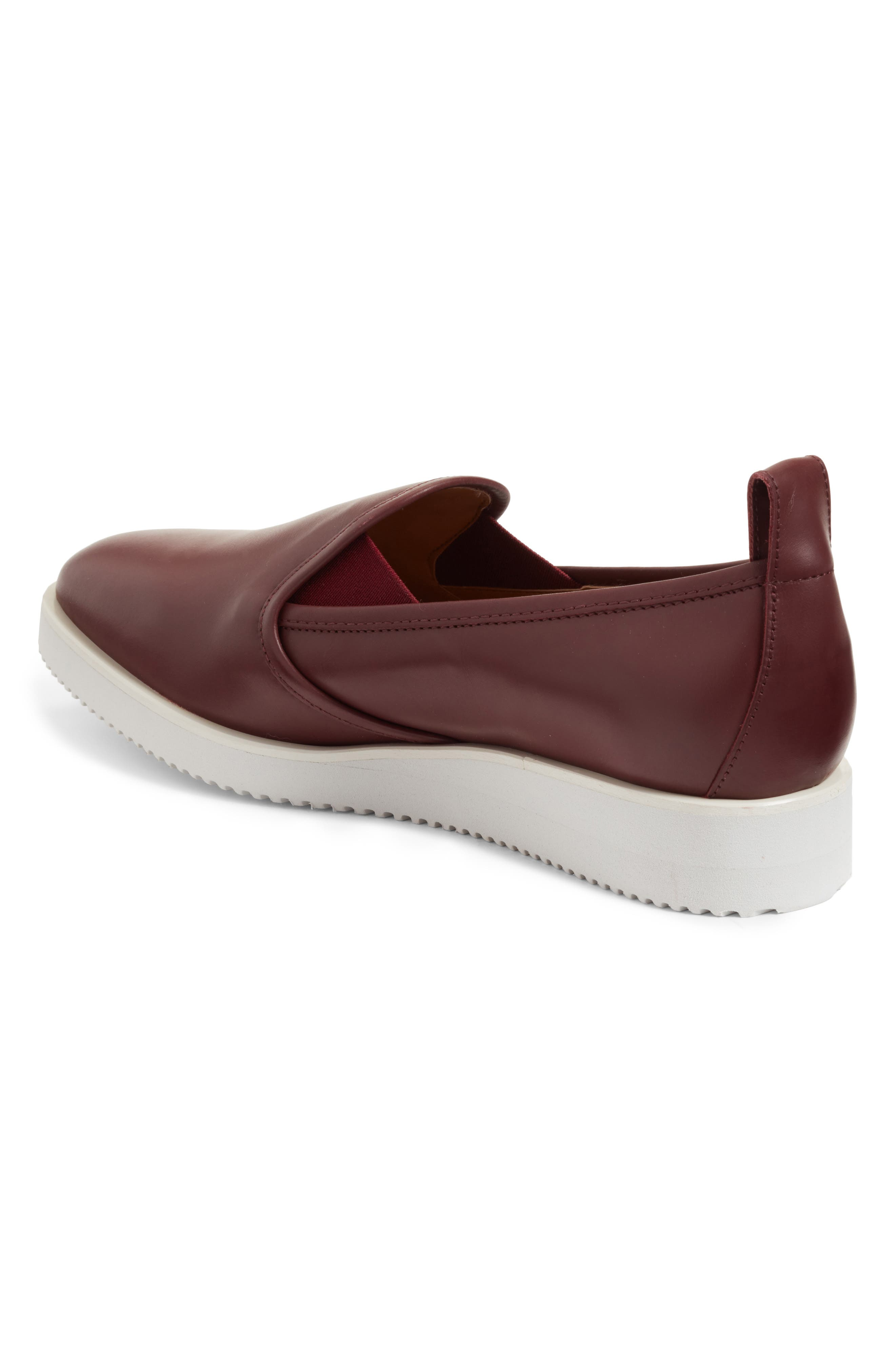 Alternate Image 2  - Everlane The Leather Street Shoe (Women)