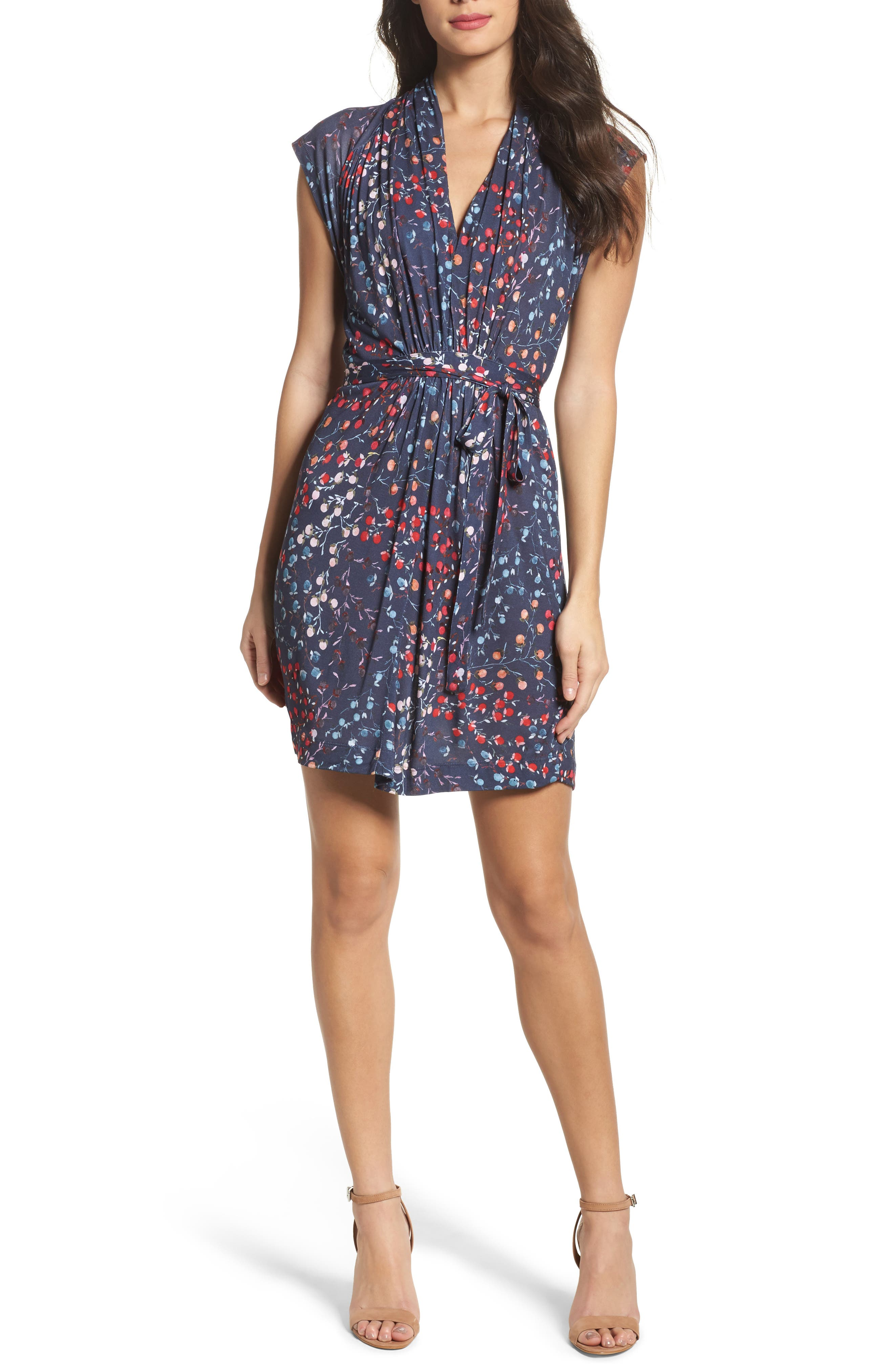Main Image - French Connection Frances Jersey Dress