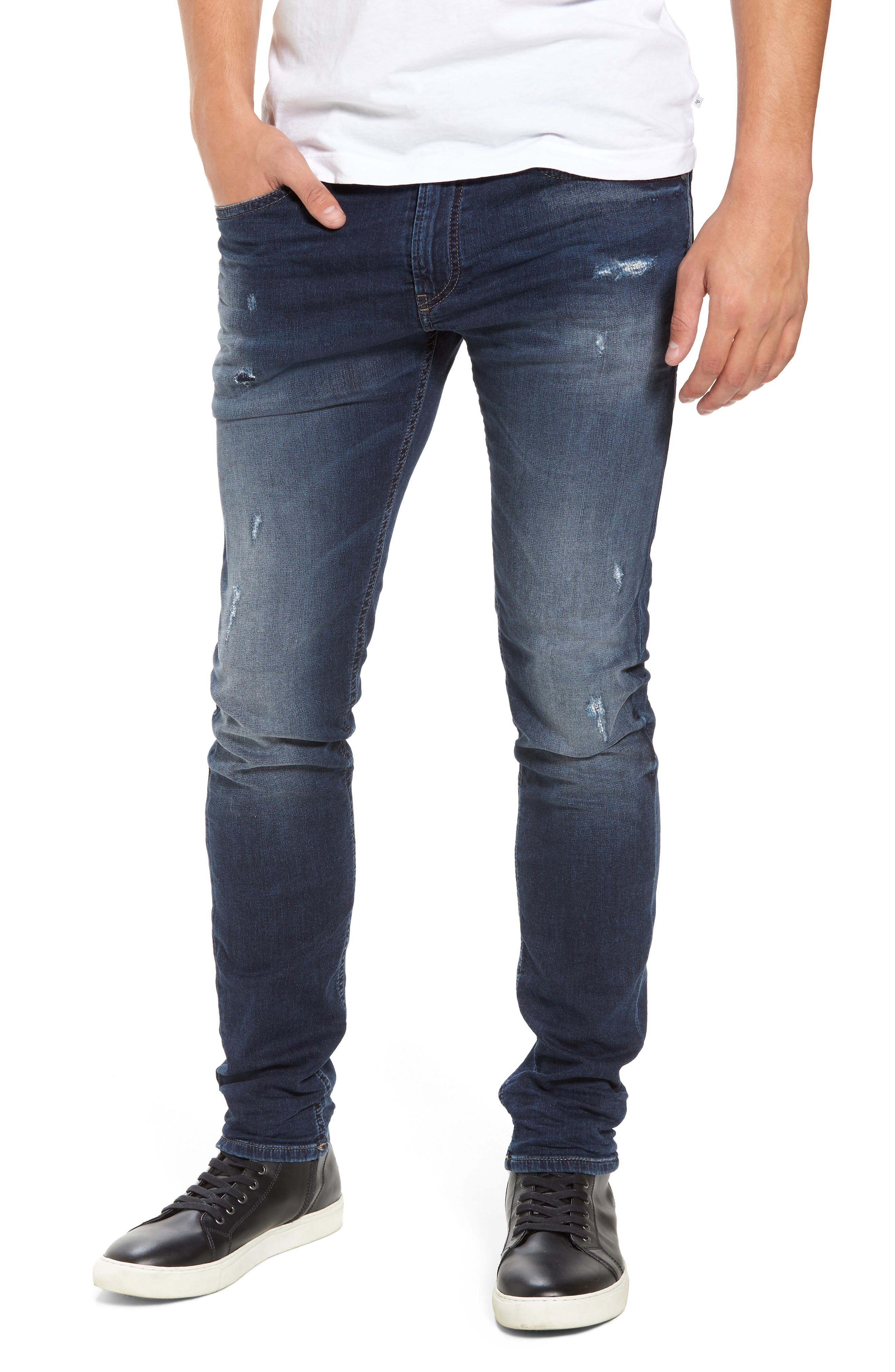 Thommer Slim Fit Jeans,                         Main,                         color, 0686W