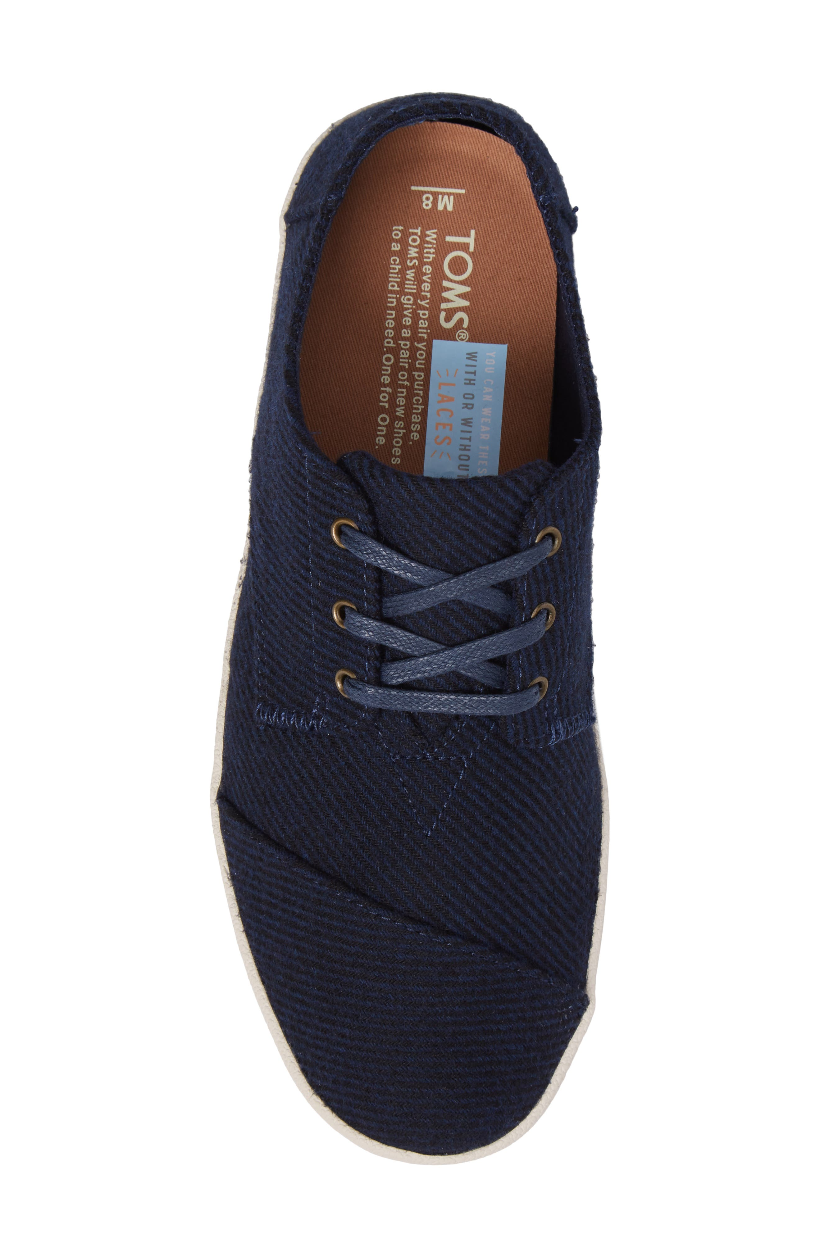 Alternate Image 5  - TOMS 'Paseo' Sneaker (Men)
