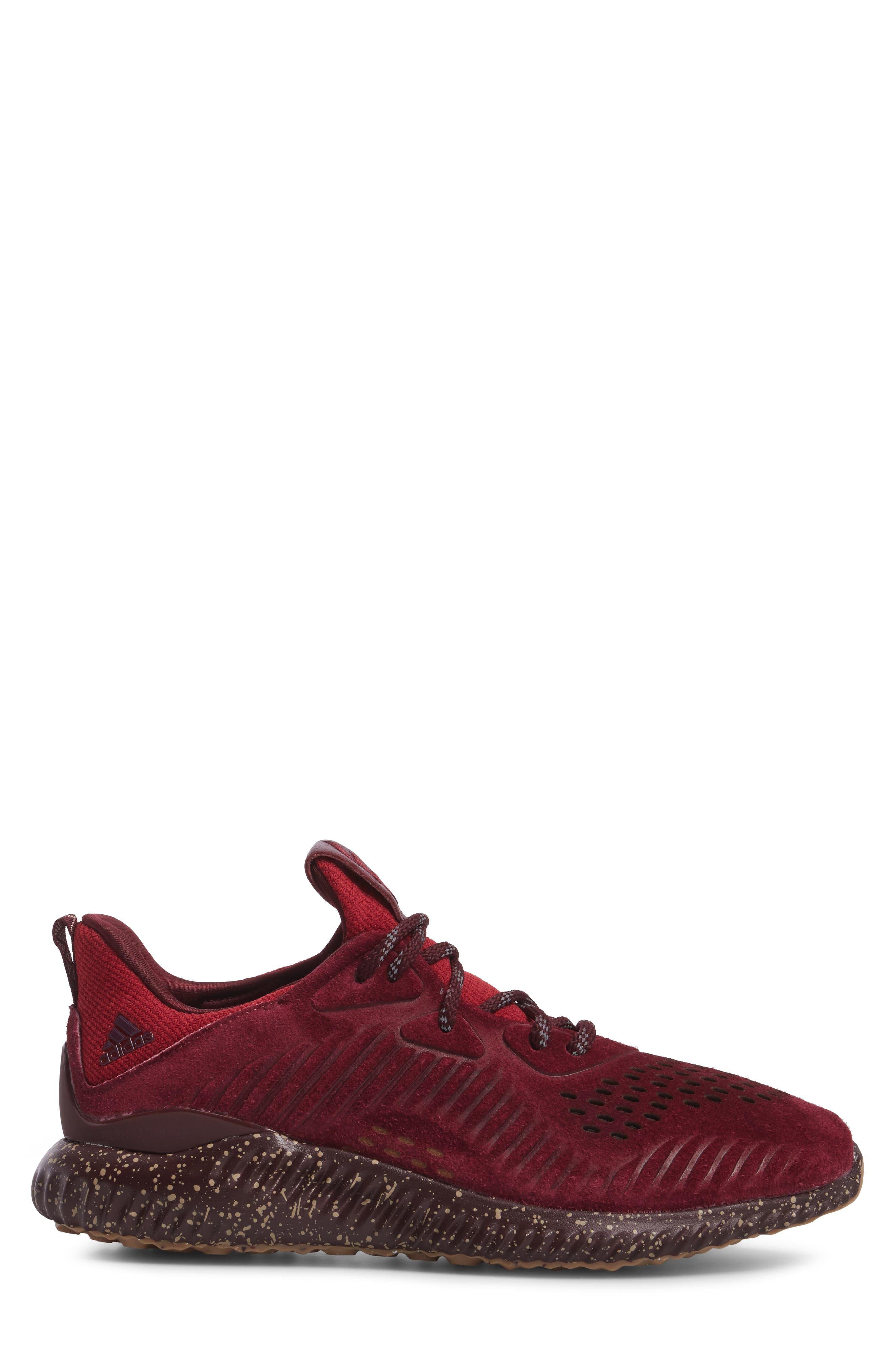 Alternate Image 3  - adidas AlphaBounce LEA Running Shoe (Men)