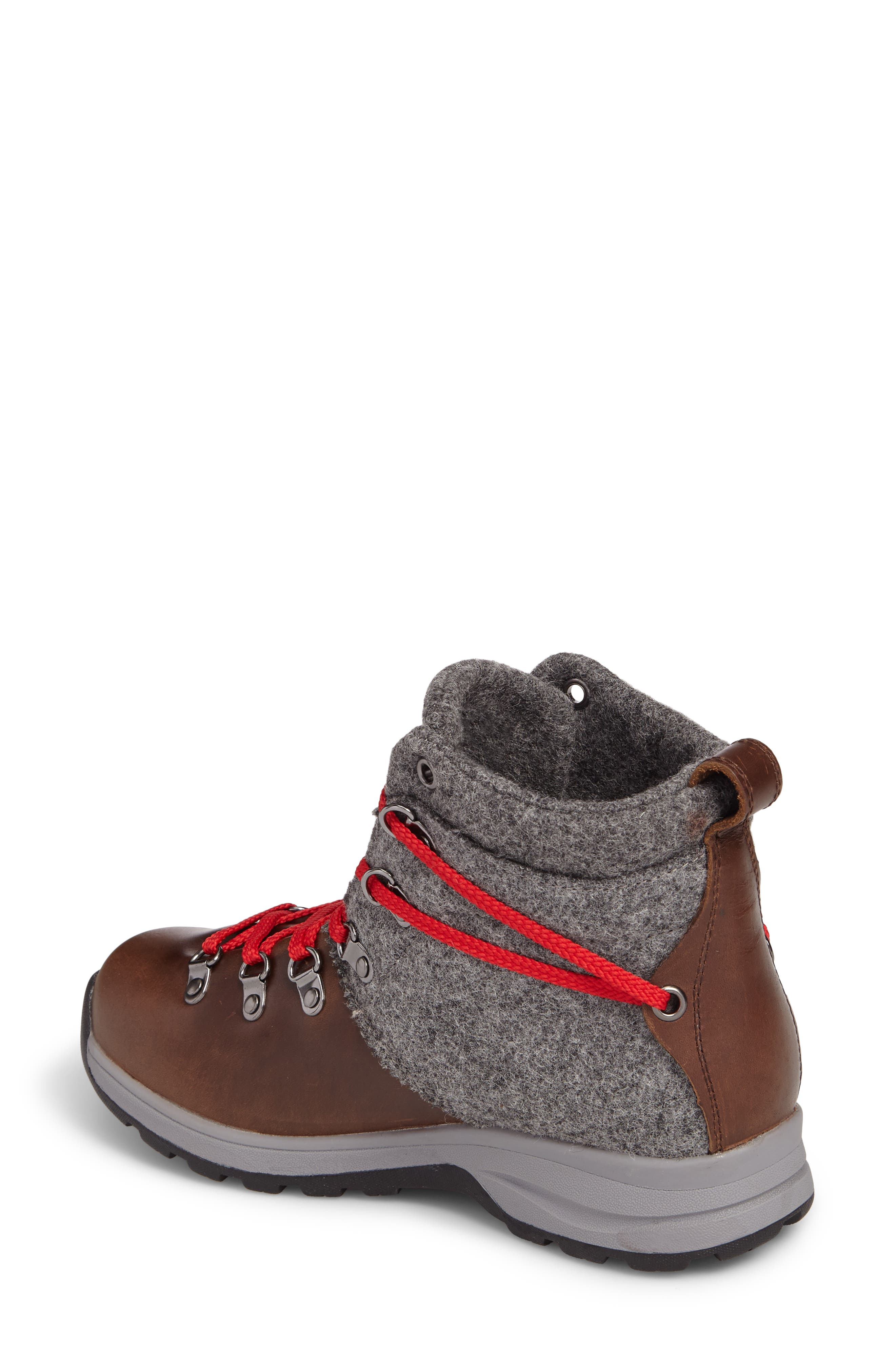 Alternate Image 2  - Woolrich Rockies II Waterproof Hiking Boot (Women)