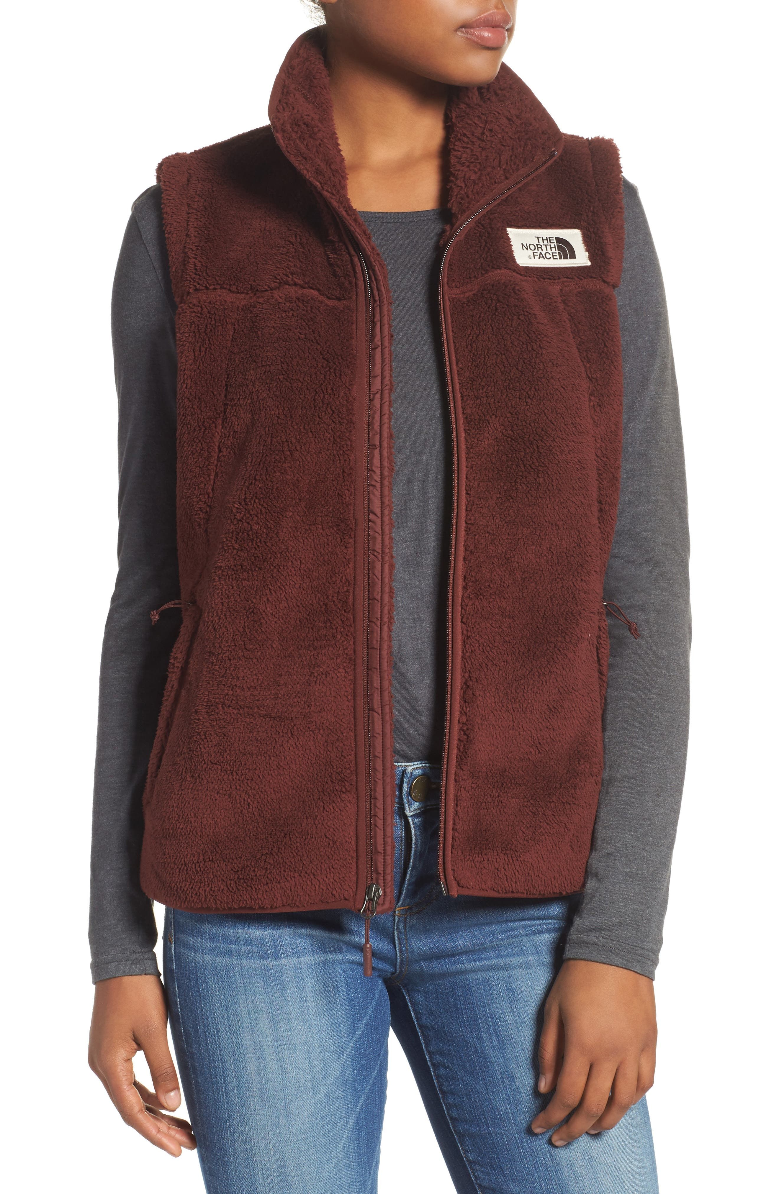 Alternate Image 1 Selected - The North Face Campshire Vest