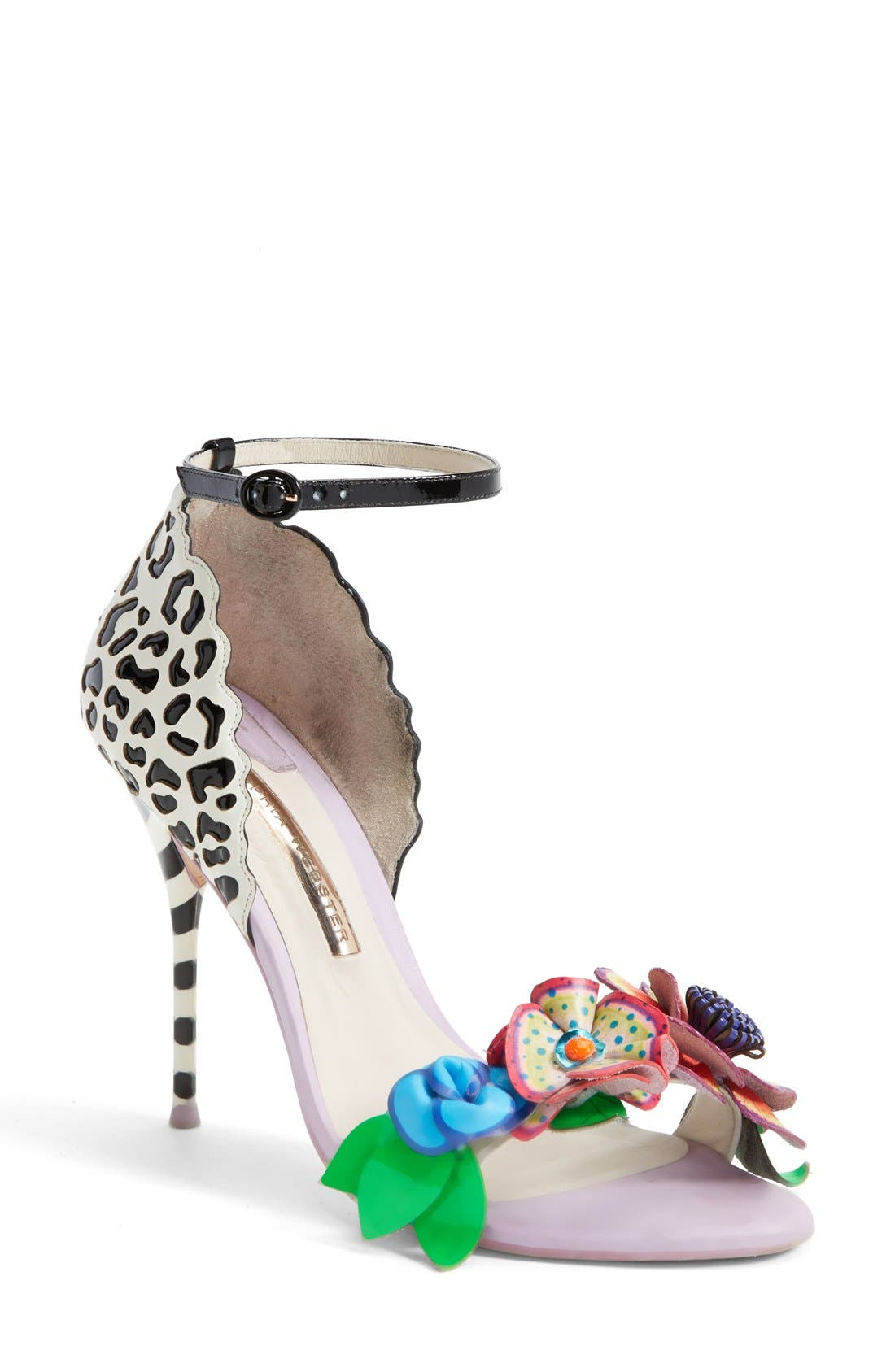 Alternate Image 1 Selected - Sophia Webster 'Lilico - Jungle' Sandal (Women)