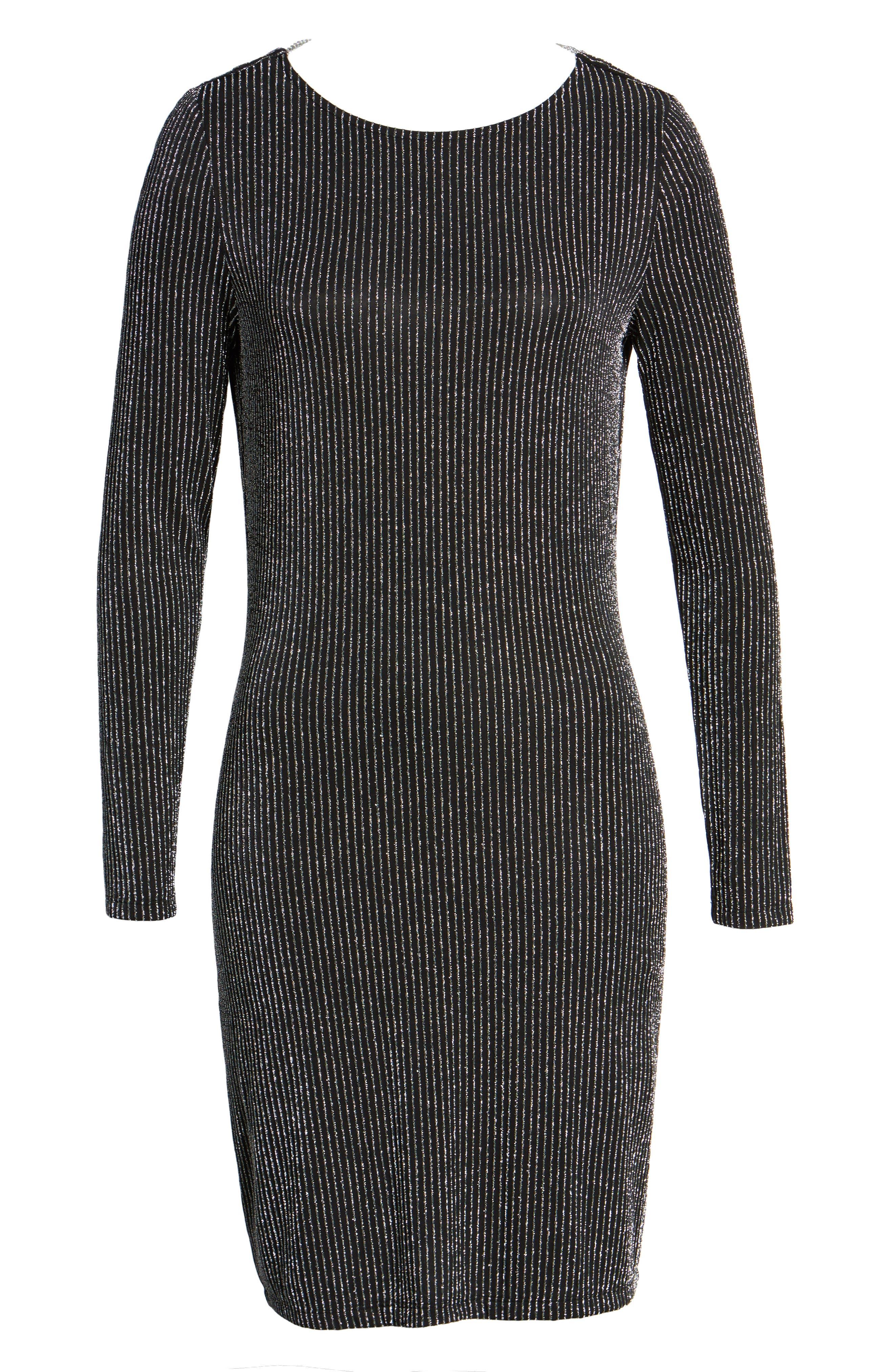 Alternate Image 6  - MICHAEL Michael Kors Cowl Back Dress