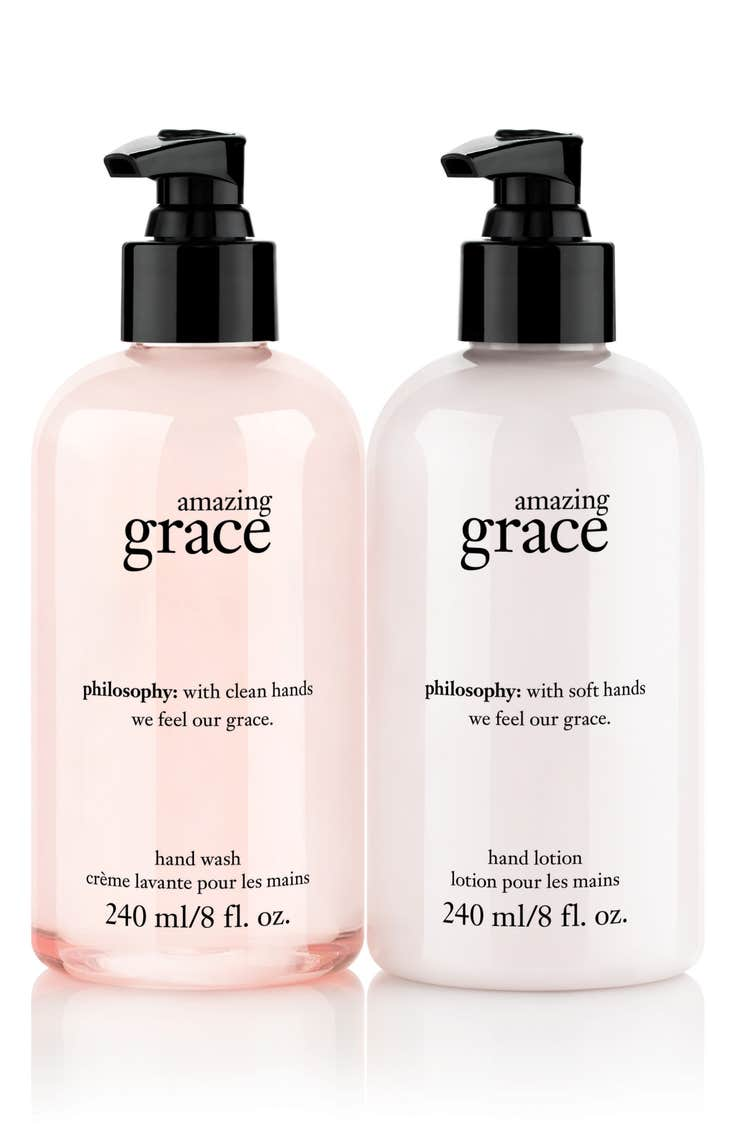 Amazing Grace Hand Wash and Lotion
