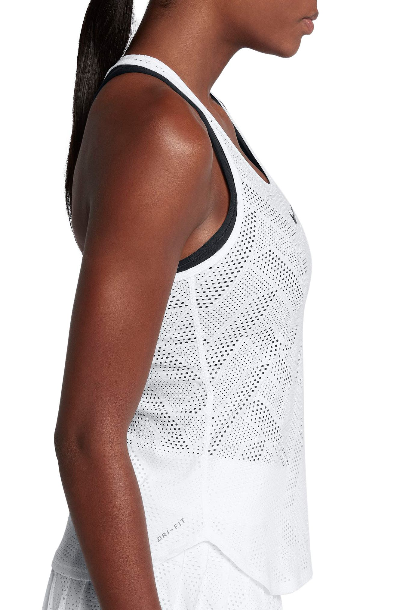 Alternate Image 4  - Nike Maria Premier Dri-FIT Tank