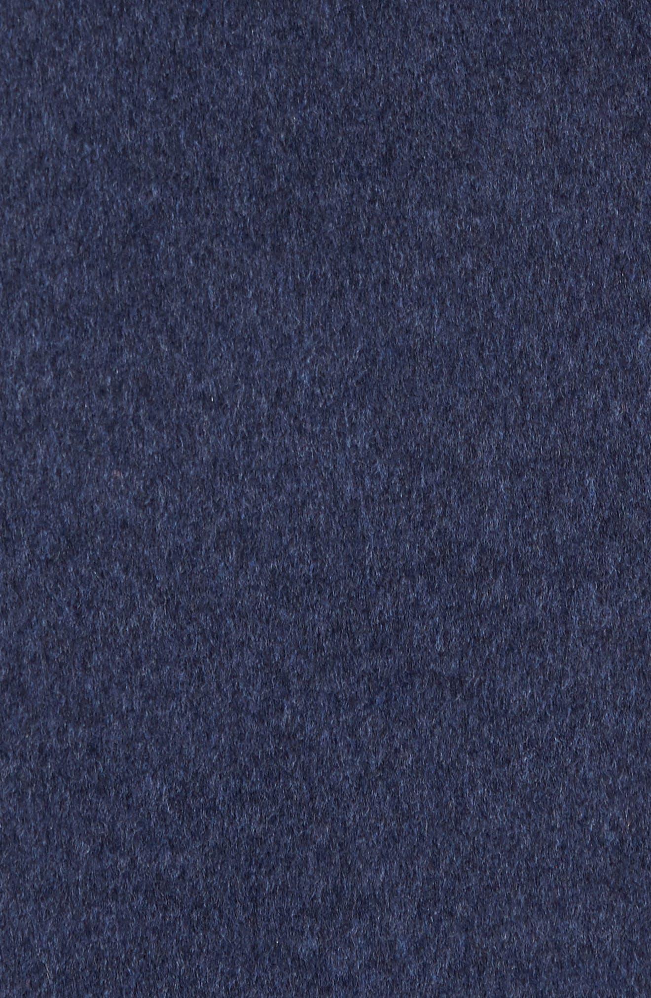 Alternate Image 5  - BOSS Nye Wool & Cashmere Topcoat
