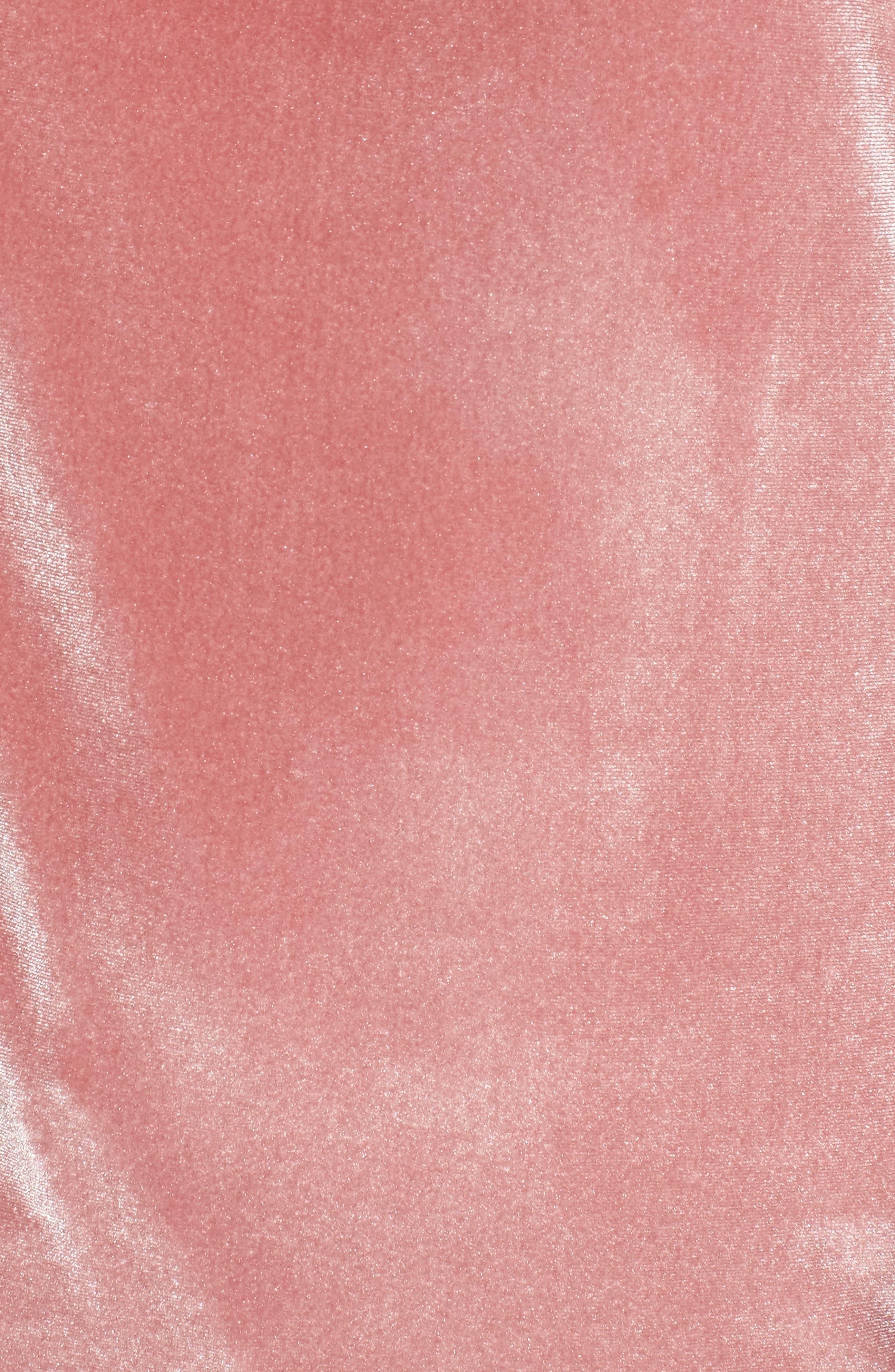 Alternate Image 5  - Treasure & Bond Velour Sweatshirt
