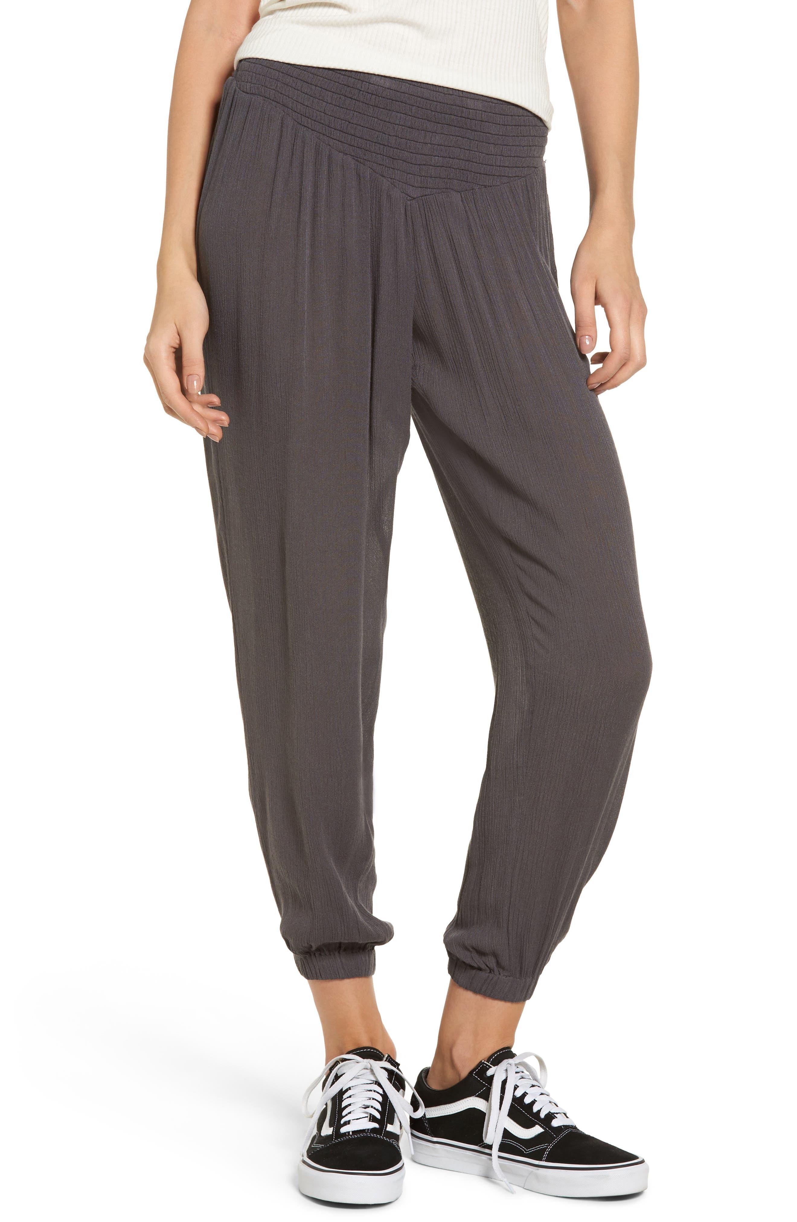 South Shore Pants,                         Main,                         color, Charcoal
