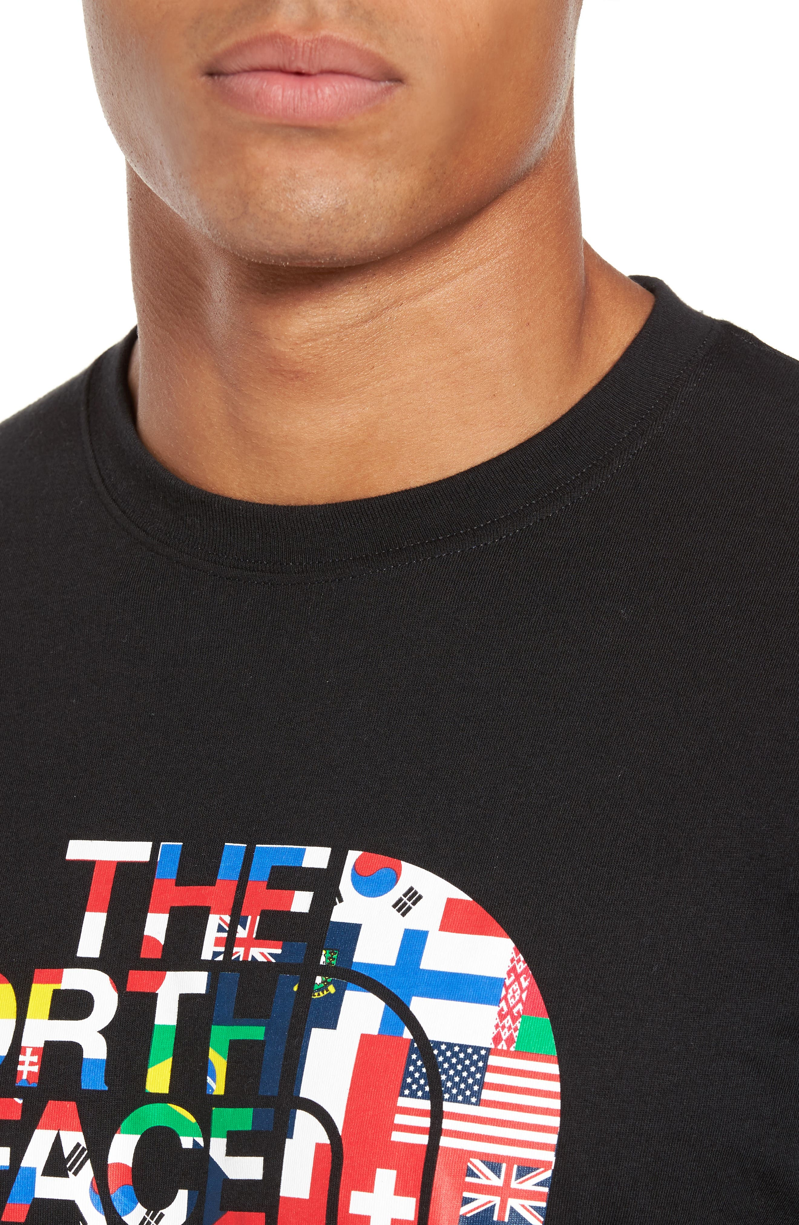 Alternate Image 4  - The North Face International Collection Crewneck T-Shirt
