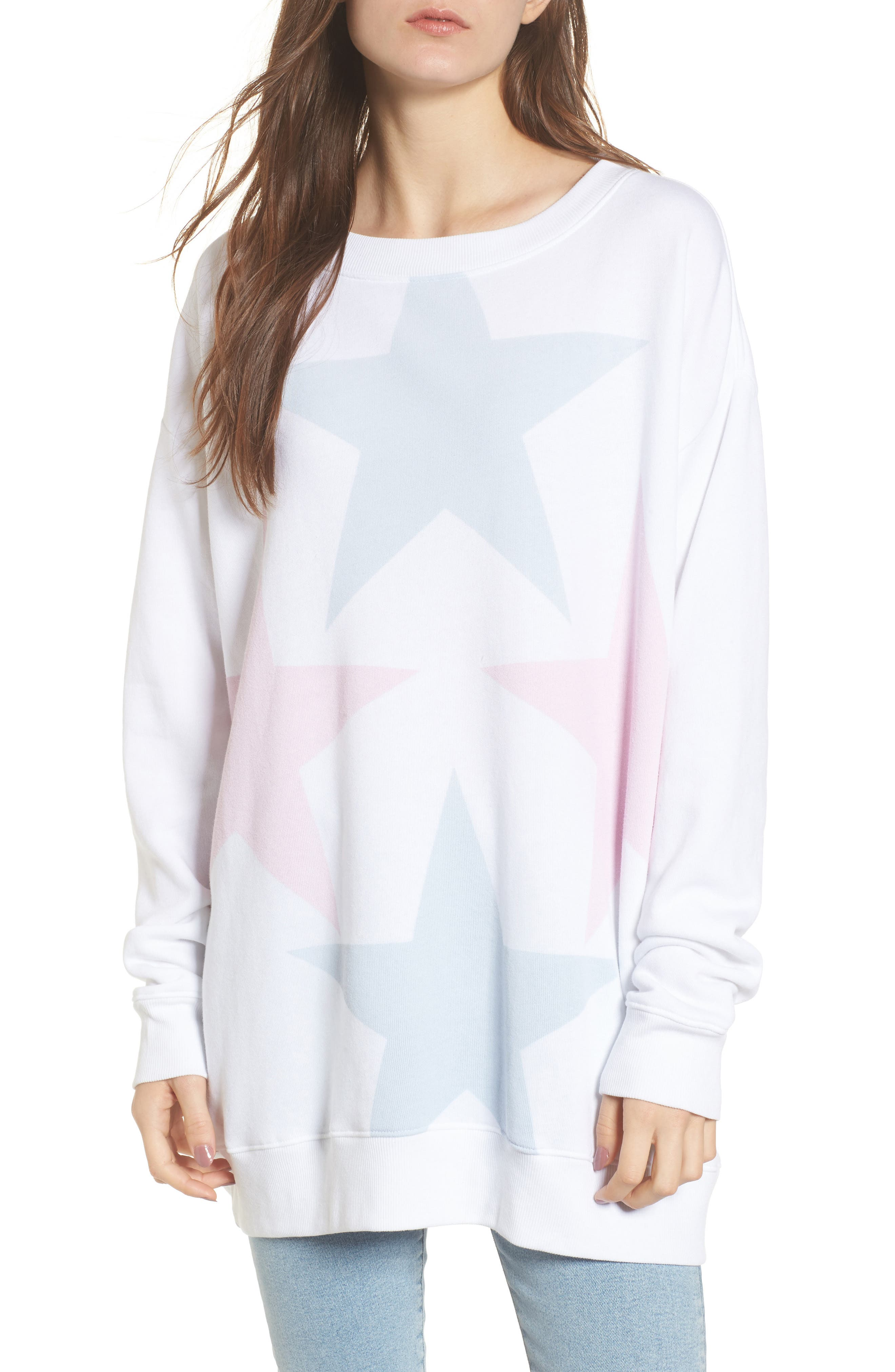 Wildfox Star Crossed Road Trip Sweatshirt
