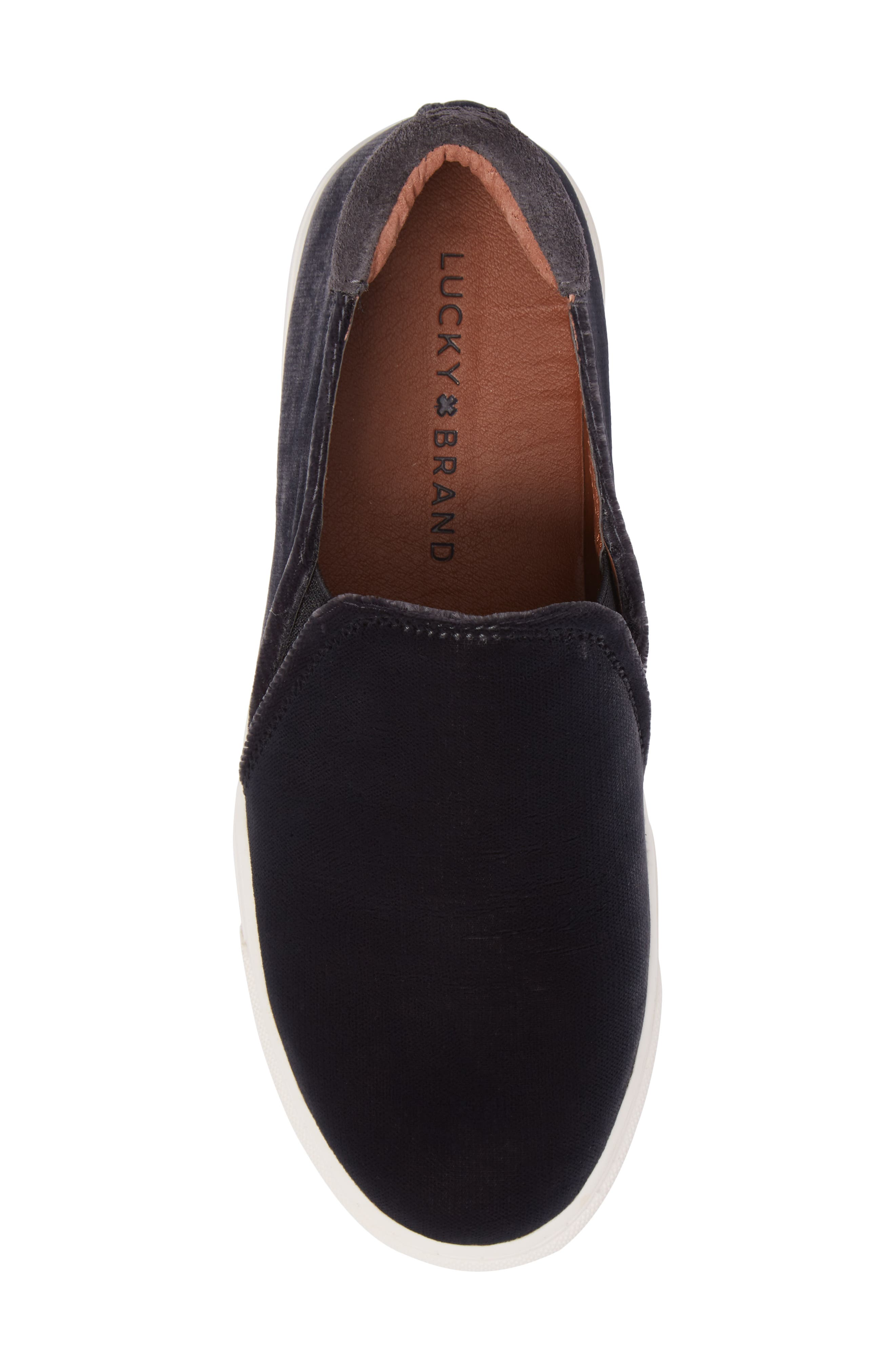 Lupa Slip-On,                             Alternate thumbnail 5, color,                             Storm Velvet