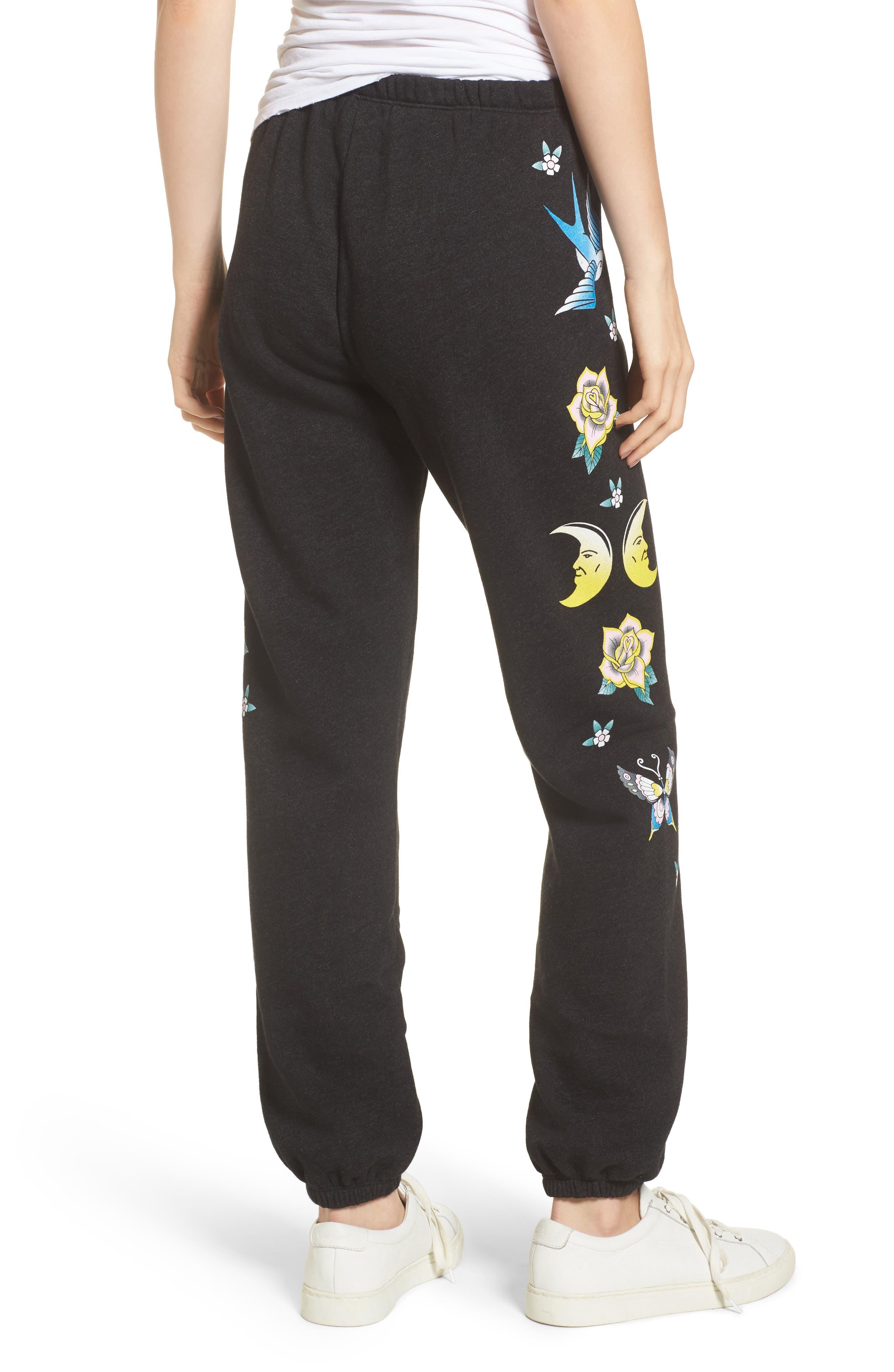 Flash Sweatpants,                             Alternate thumbnail 2, color,                             Black