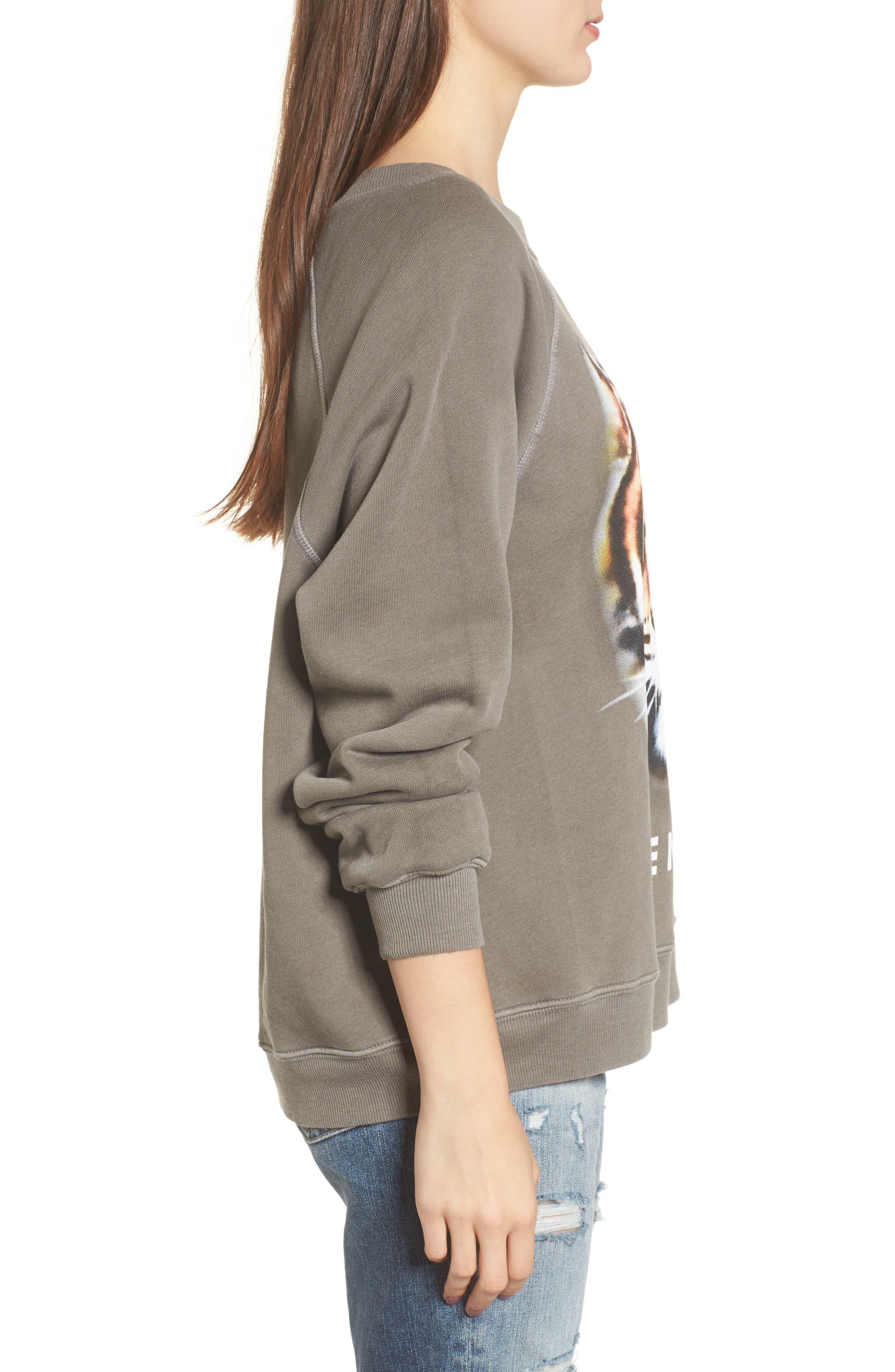Alternate Image 3  - Wildfox Tender - Sommers Sweatshirt