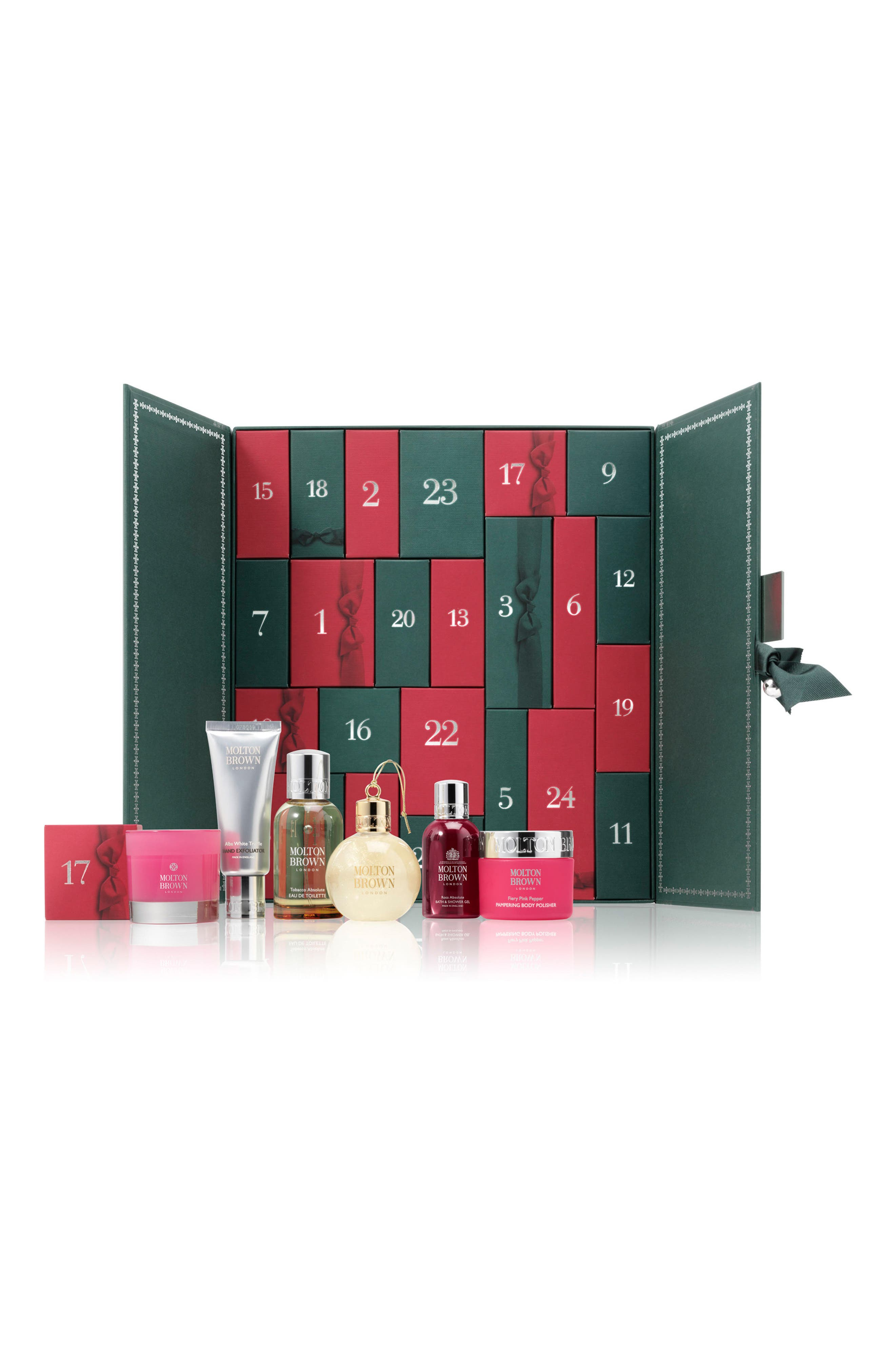 MOLTON BROWN London Cabinet of Scented Luxuries Advent Calendar ($358 Value)