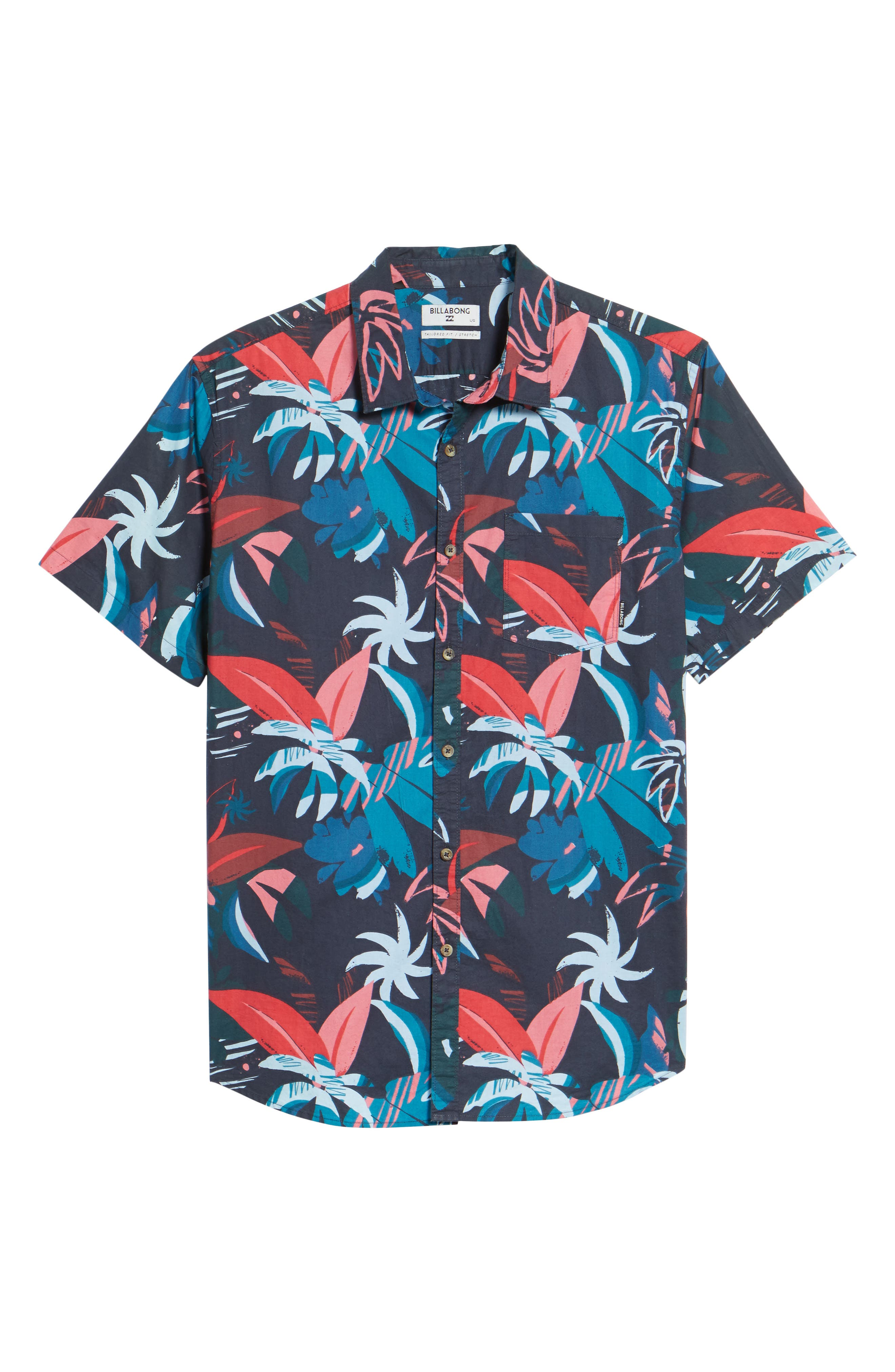 Alternate Image 6  - Billabong Sundays Woven Shirt