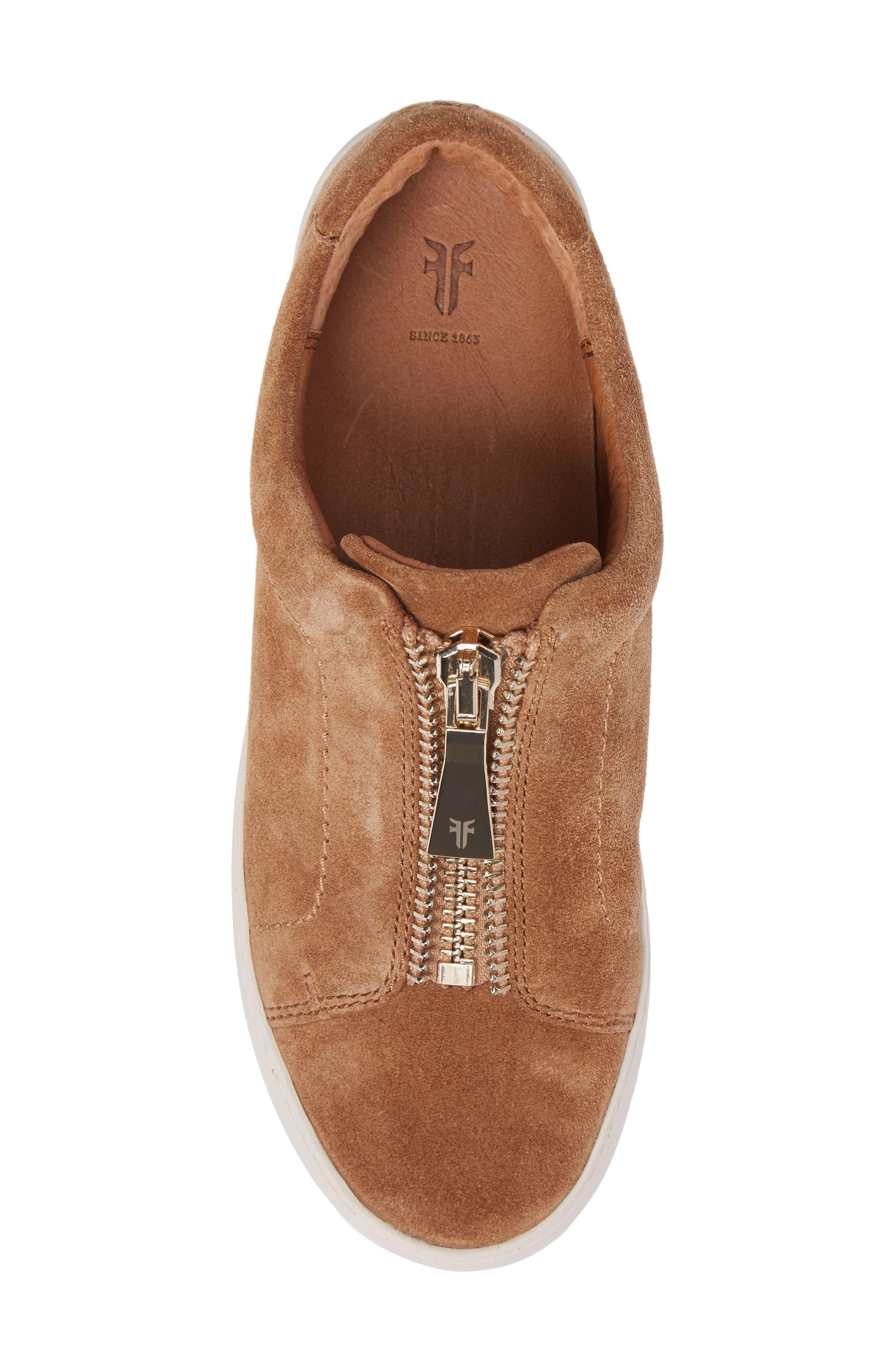 Alternate Image 5  - Frye Lena Zip Platform Sneaker (Women)