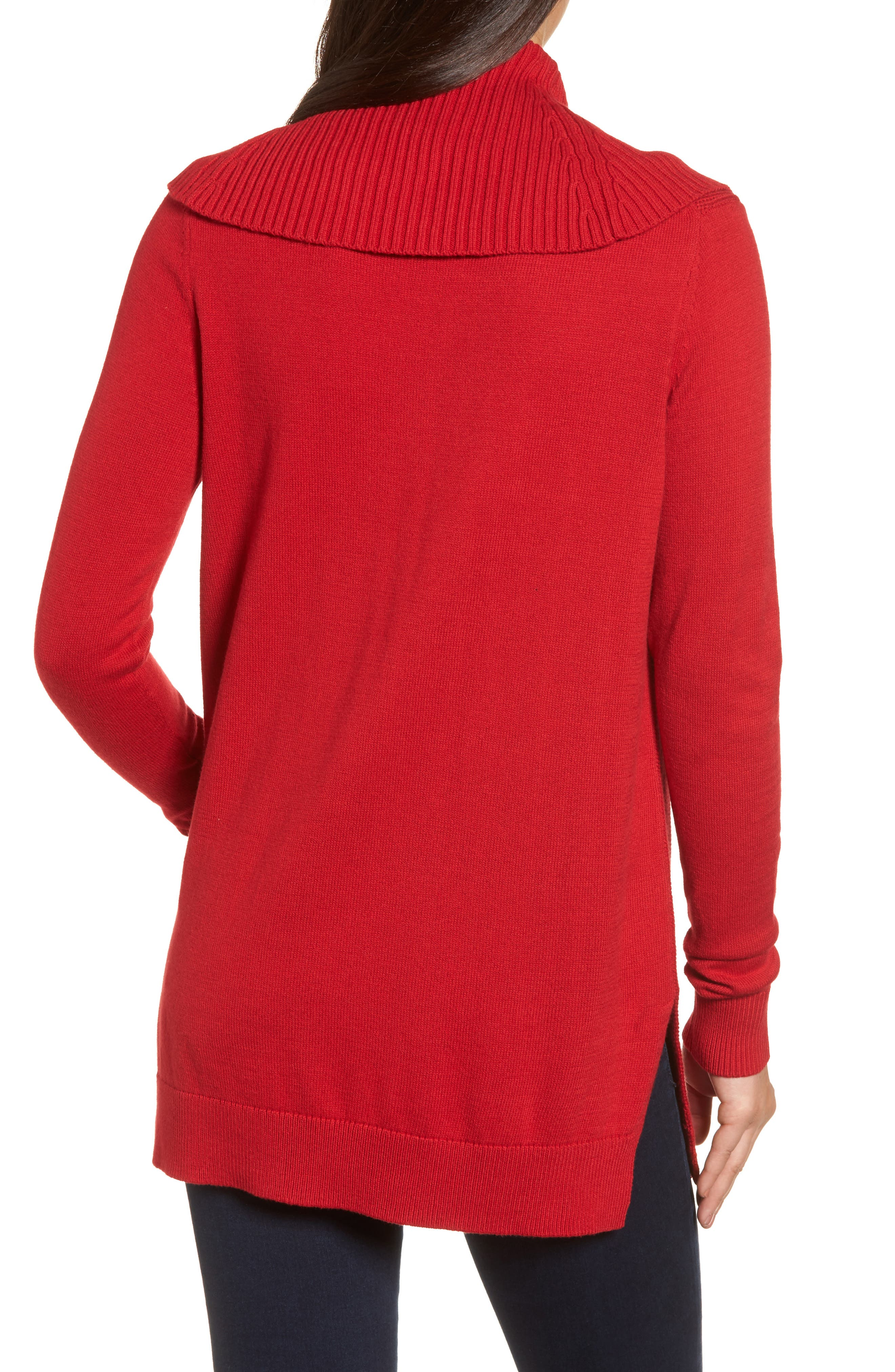 Alternate Image 2  - MICHAEL Michael Kors Cowl Neck Sweater