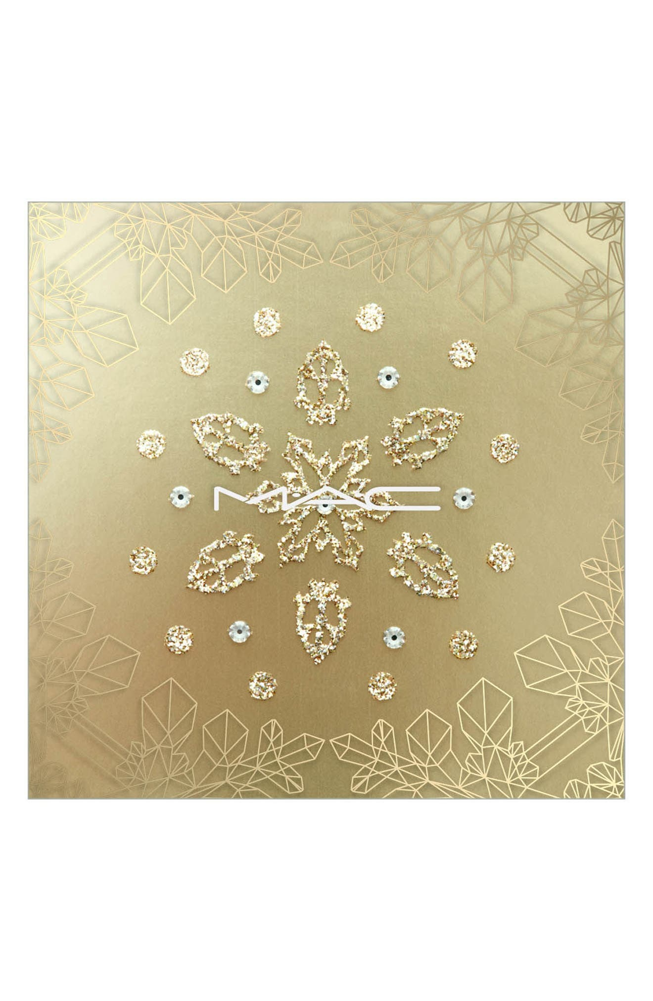 MAC Snow Ball Snowflake Adornment