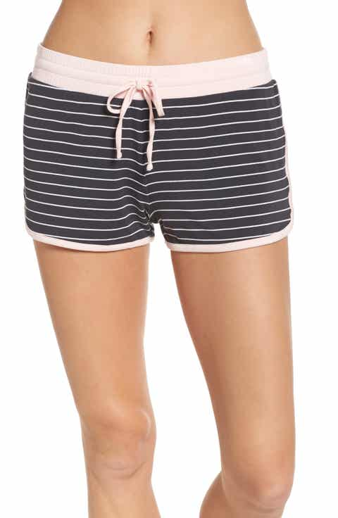 PJ Salvage Stripe Jersey Shorts