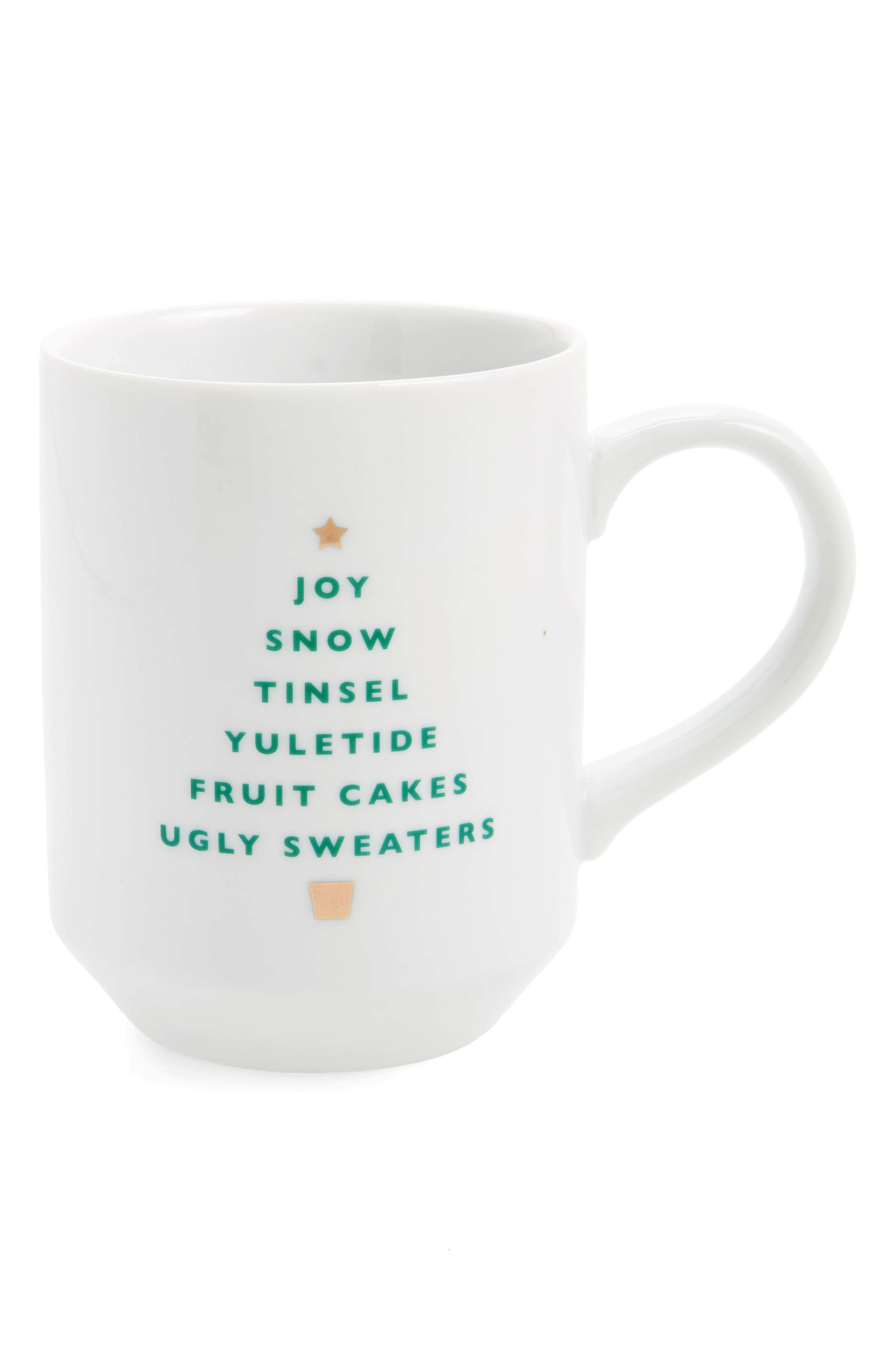 Fringe Studio Joy Tree Coffee Mug