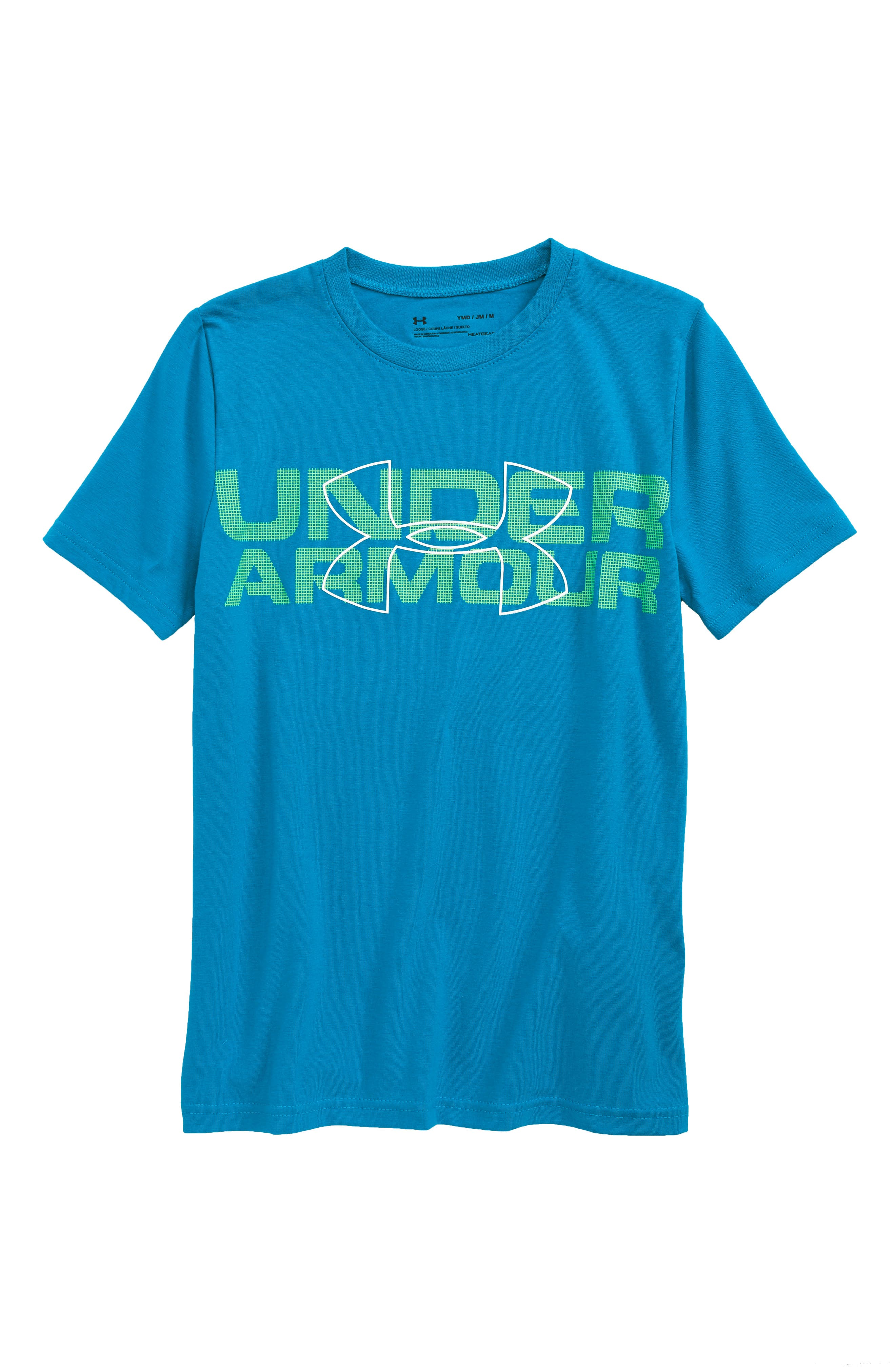 Under Armour Duo Graphic T-Shirt (Big Boys)