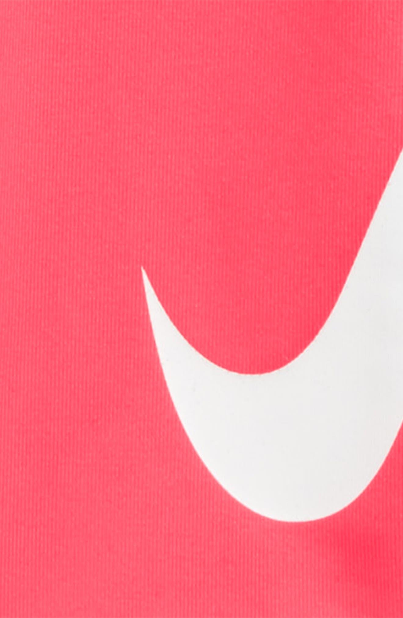 Alternate Image 2  - Nike Graphic Dri-FIT Leggings (Toddler Girls & Little Girls)