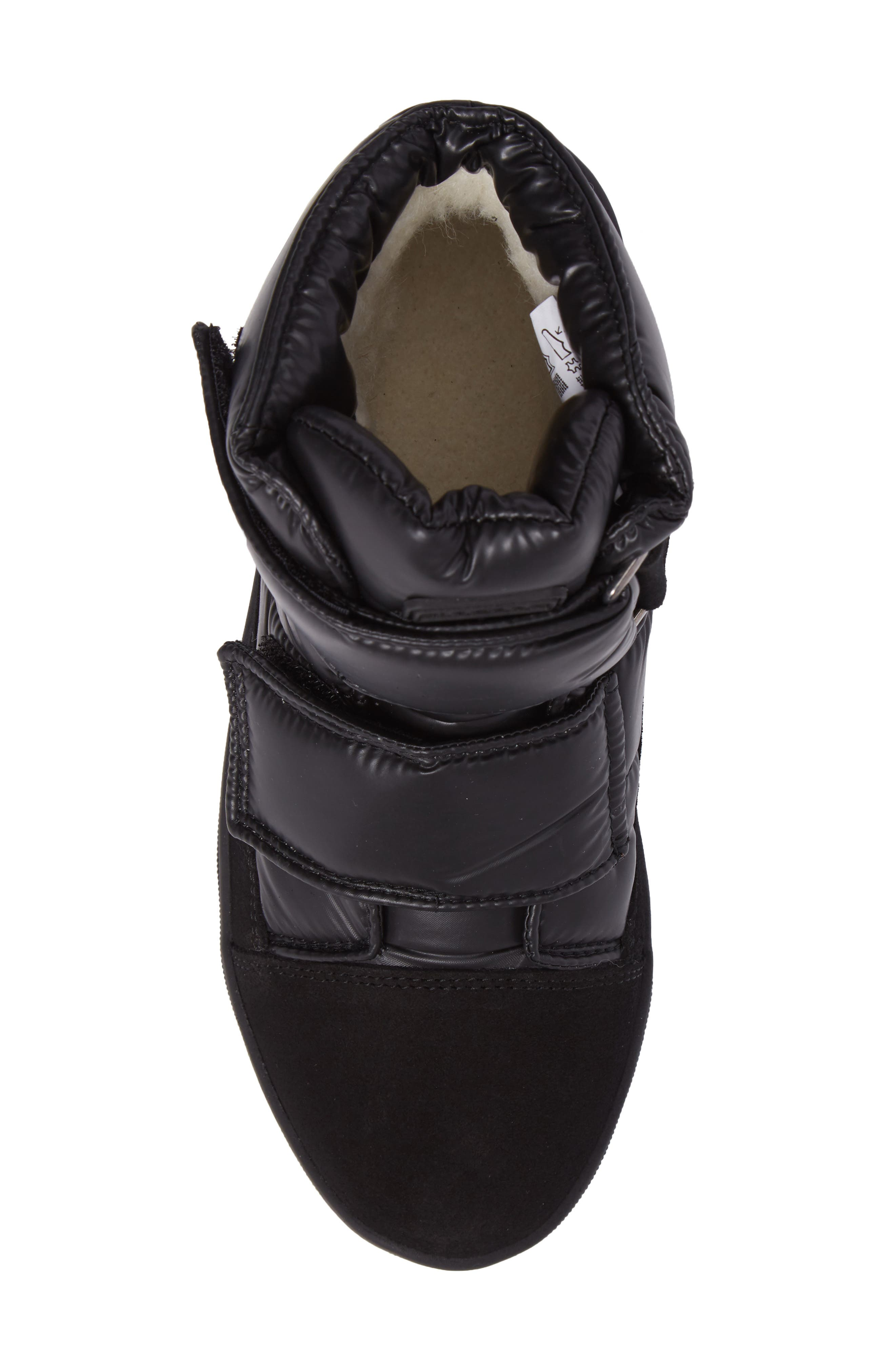 Gran Sasso Waterproof Boot,                             Alternate thumbnail 5, color,                             Black Baltico
