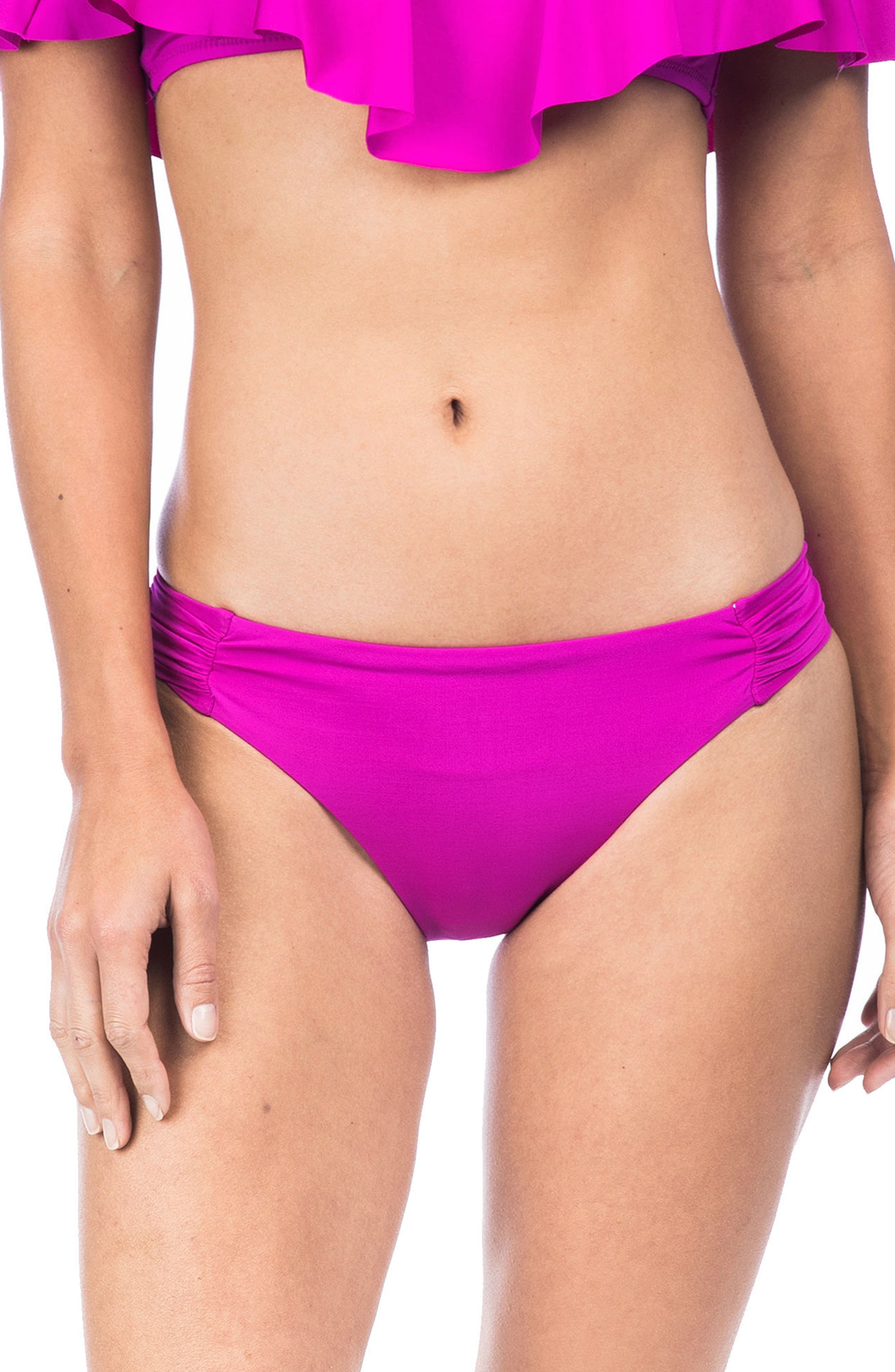 Main Image - Trina Turk Studio Solids Bikini Bottoms