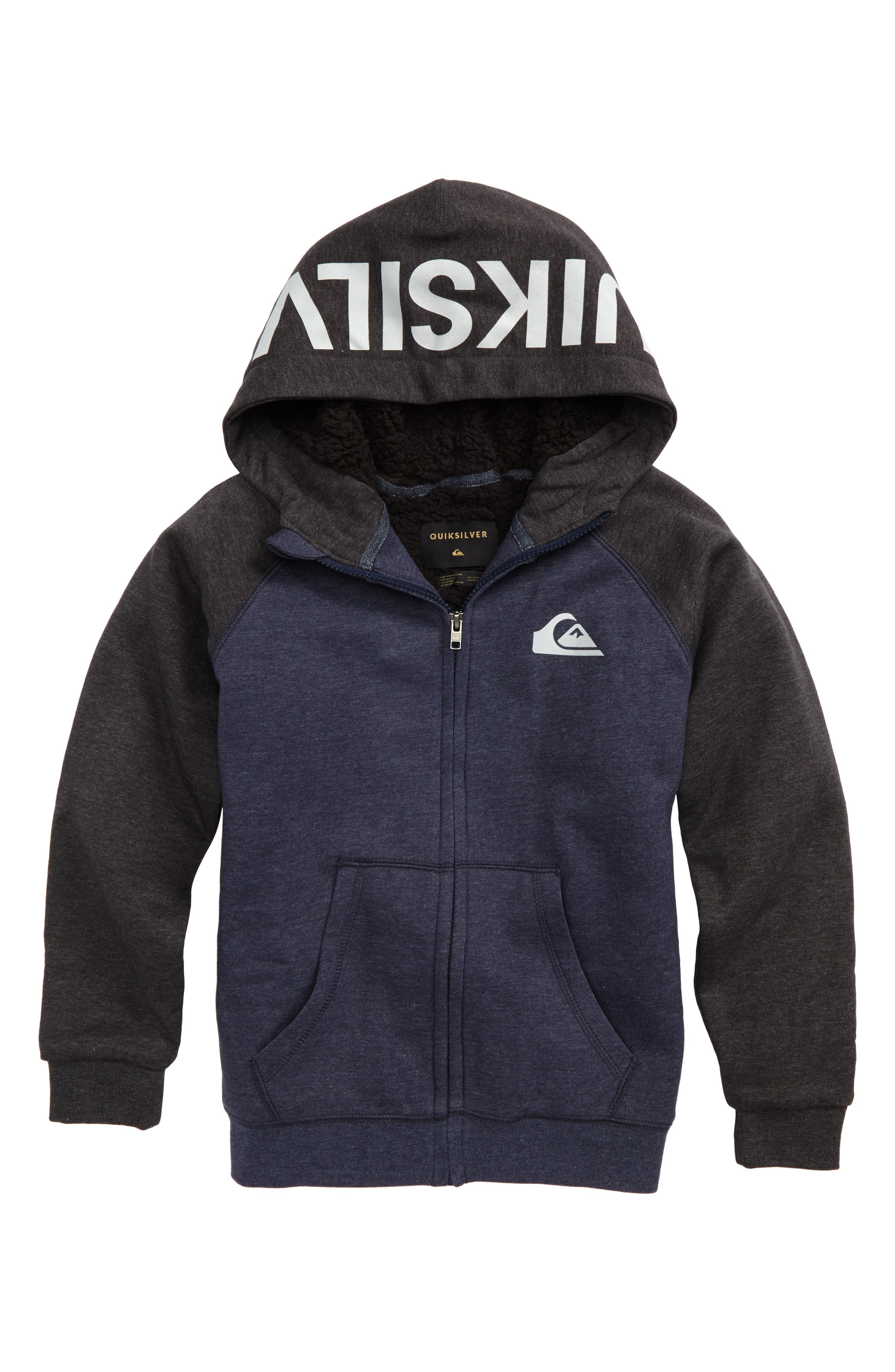 Quiksilver Fleece Hoodie (Big Boys)