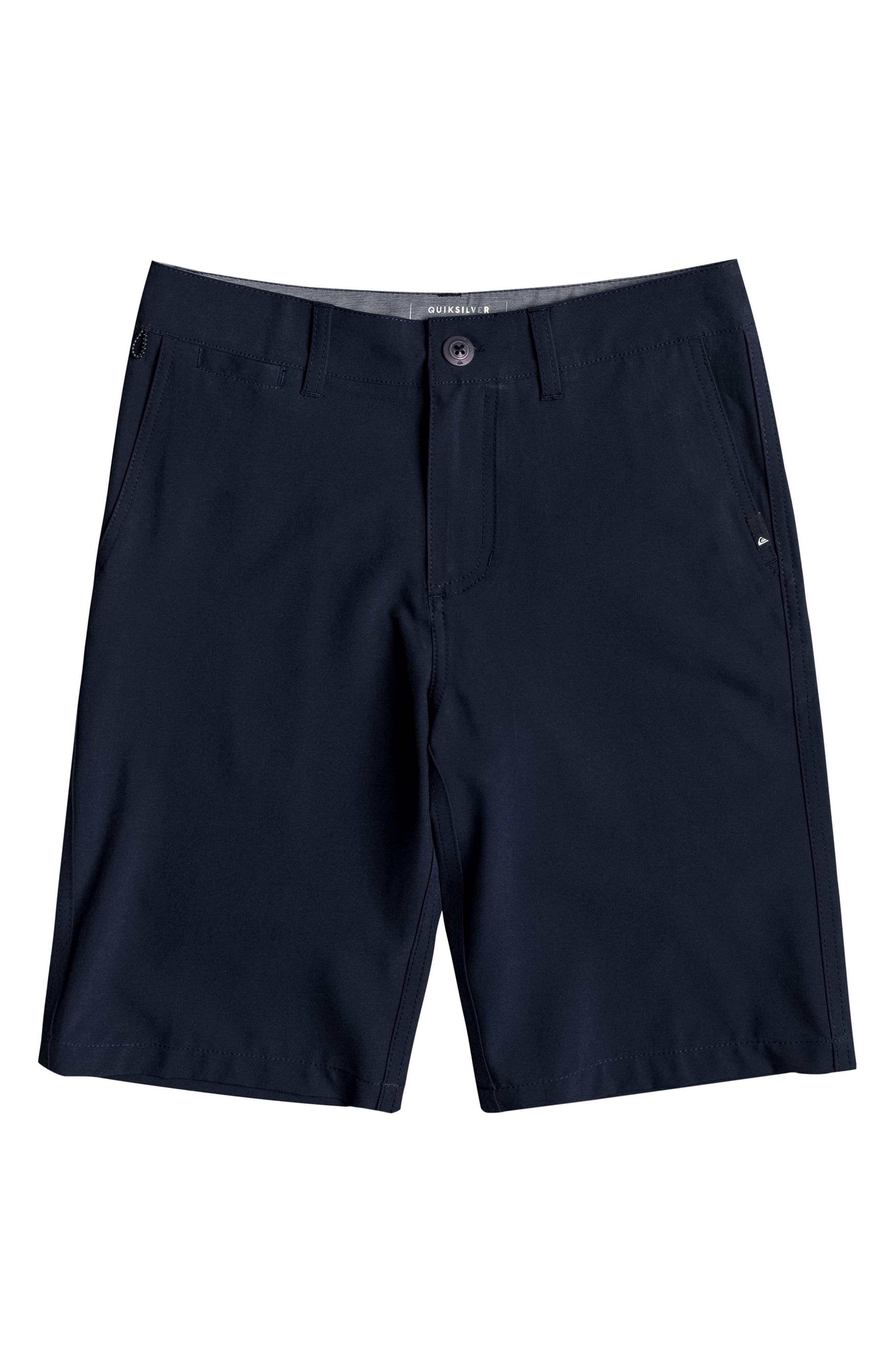 Main Image - Quiksilver Union Amphibian Board Shorts (Big Boys)